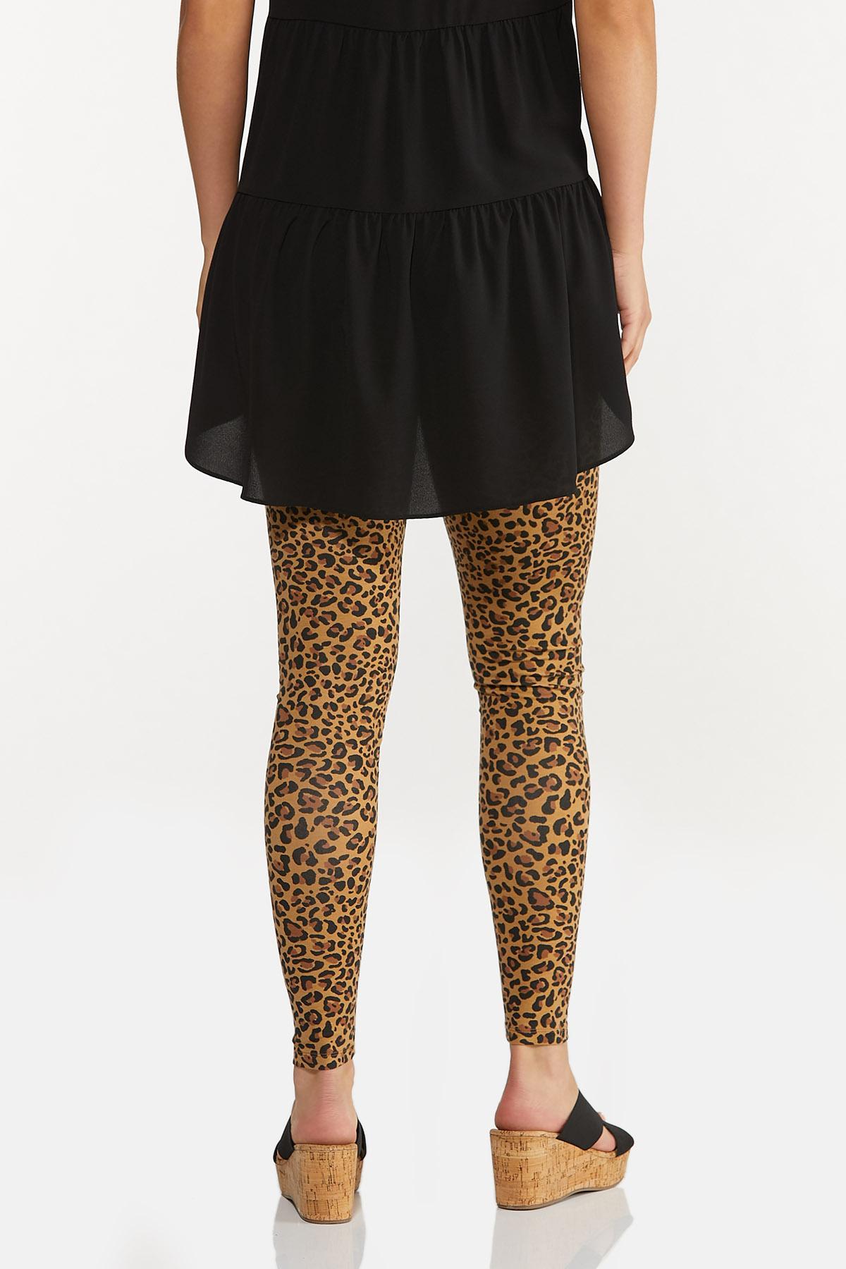 Leopard Leggings (Item #44618292)
