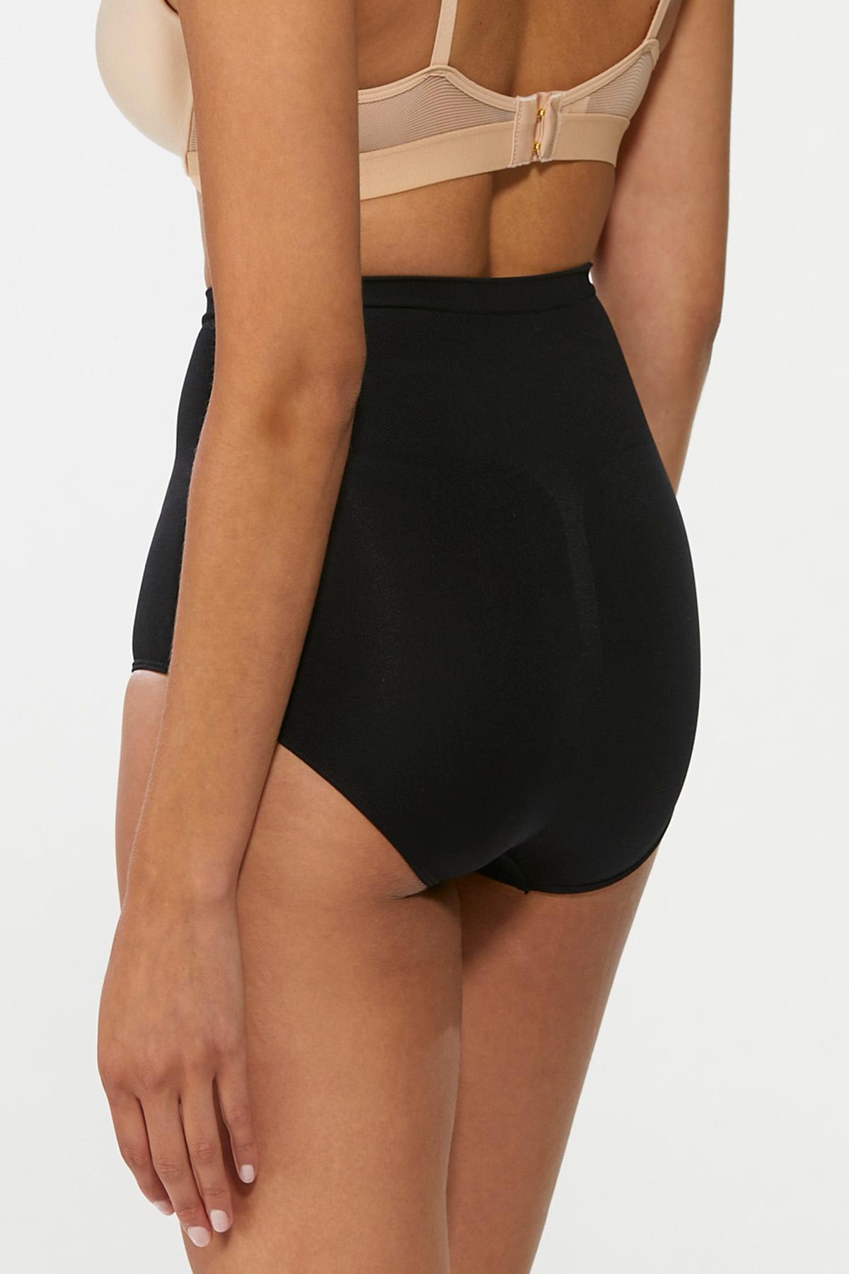 Plus Size Seamless Shaping Panty Set (Item #44618866)