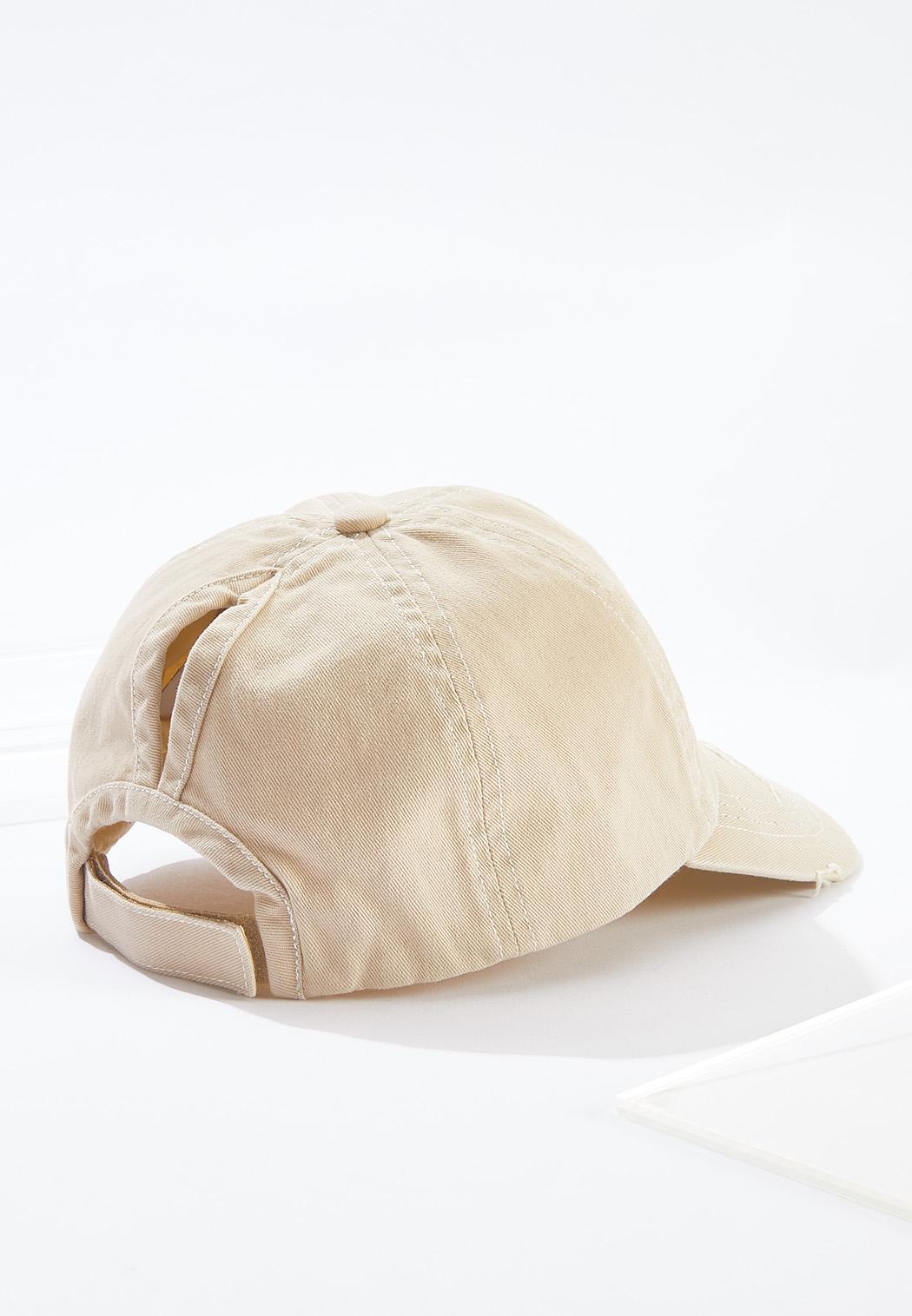 Distressed Star Baseball Hat (Item #44620250)