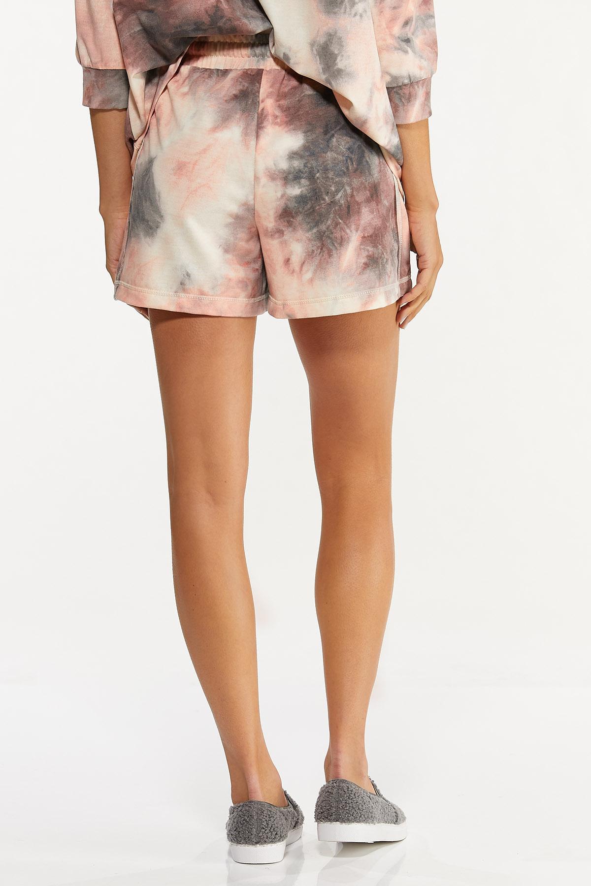 Tie Dye Lounge Shorts (Item #44620318)