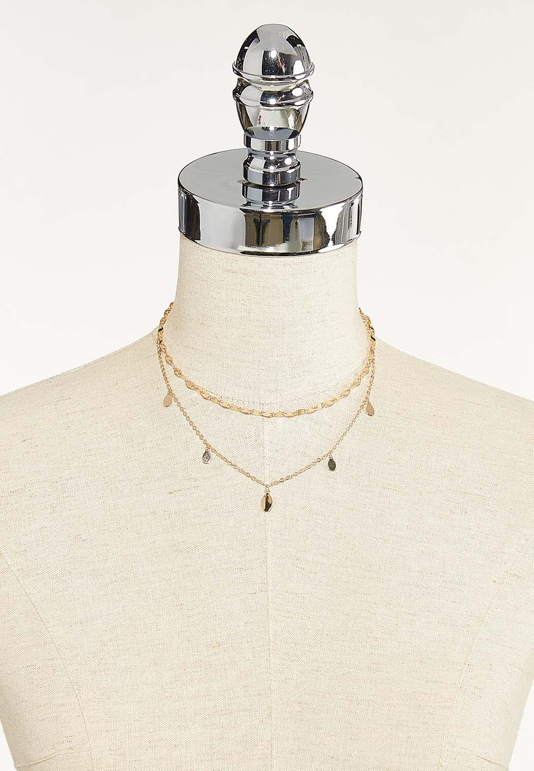 Delicate Layered Necklace (Item #44622587)