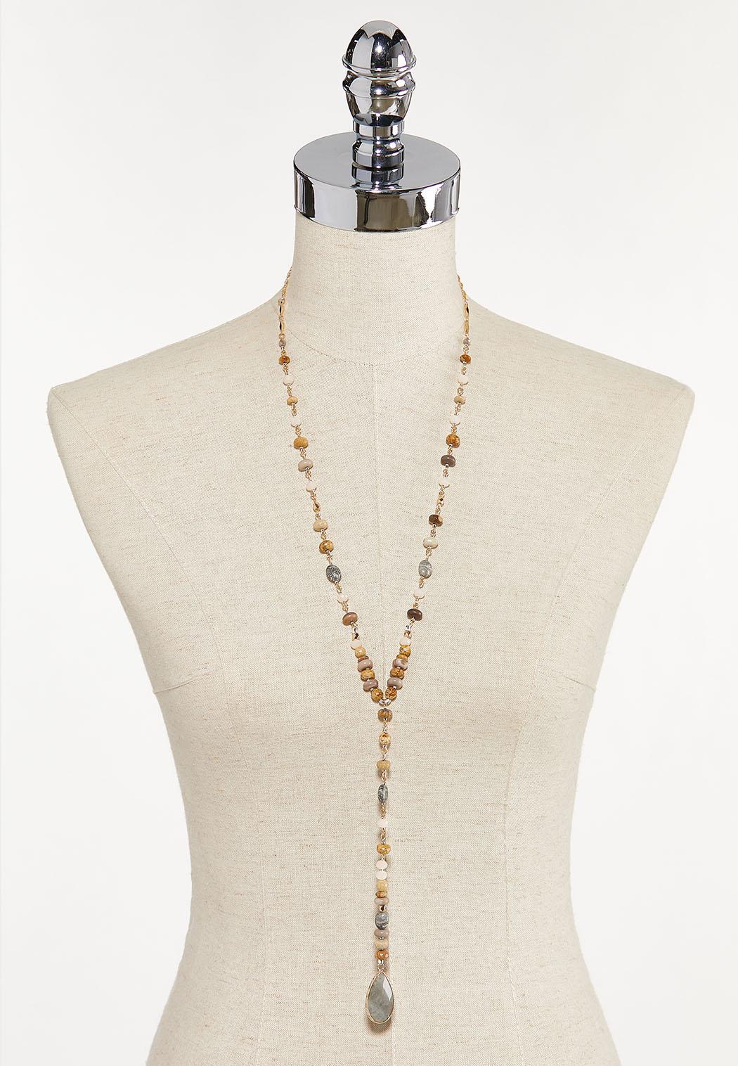 Beaded Y-Necklace (Item #44623486)