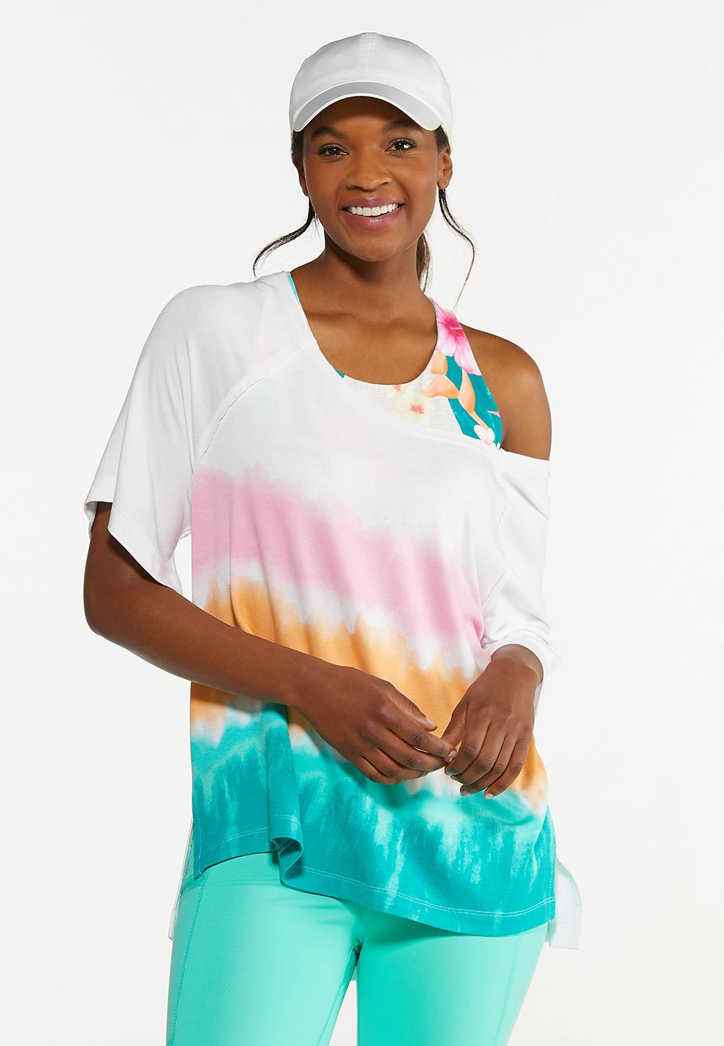 Relaxed Tie Dye Top (Item #44627176)