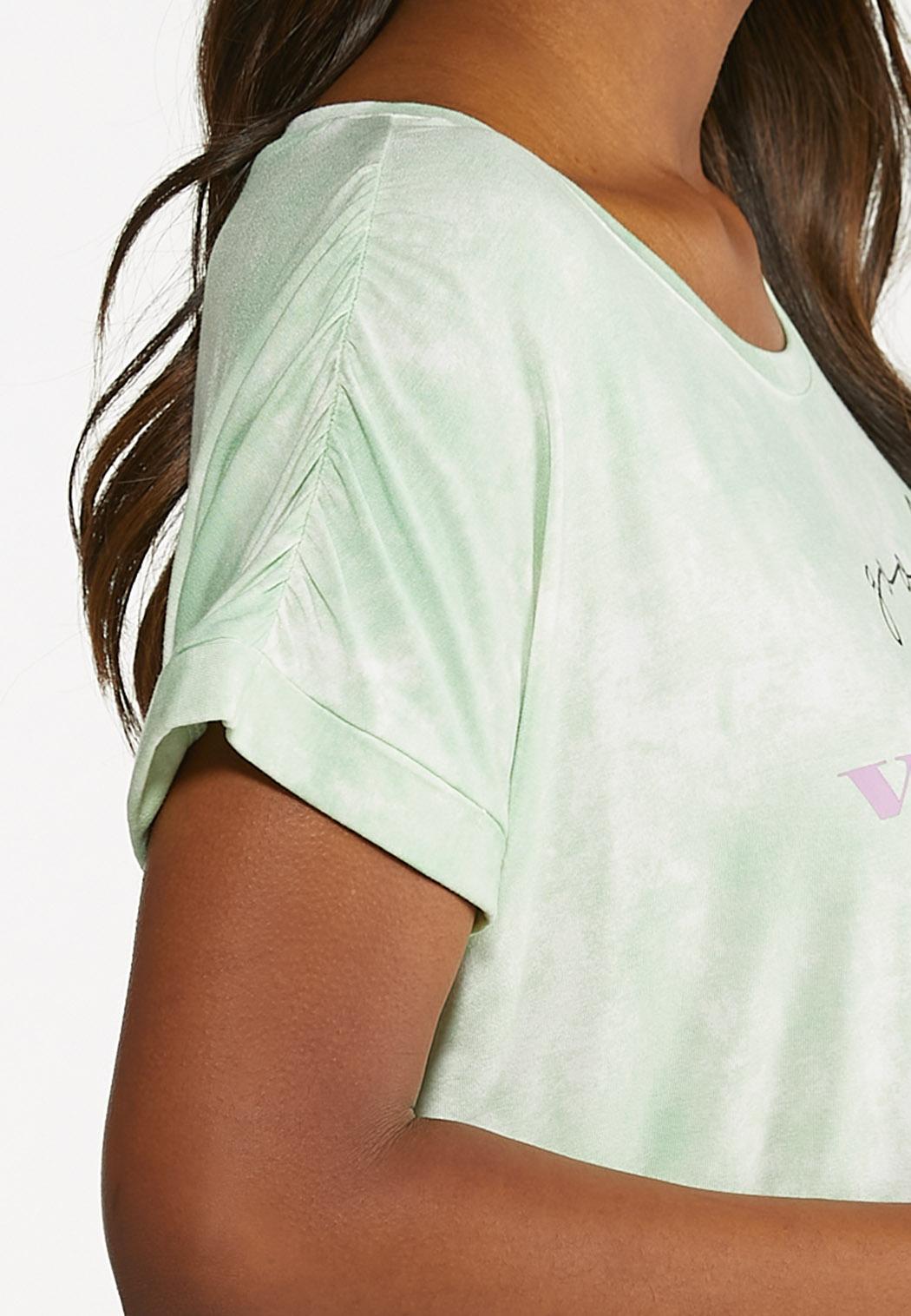 Good Vibes Tie Dye Tee (Item #44627907)