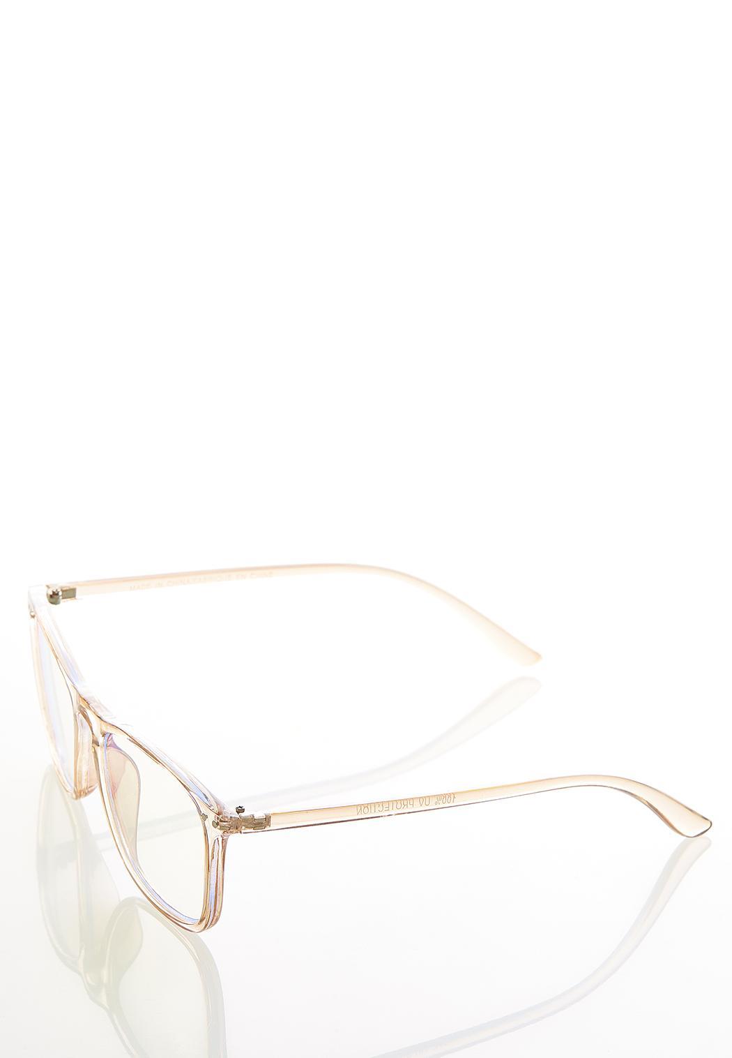 Clear Blue Light Glasses (Item #44629798)