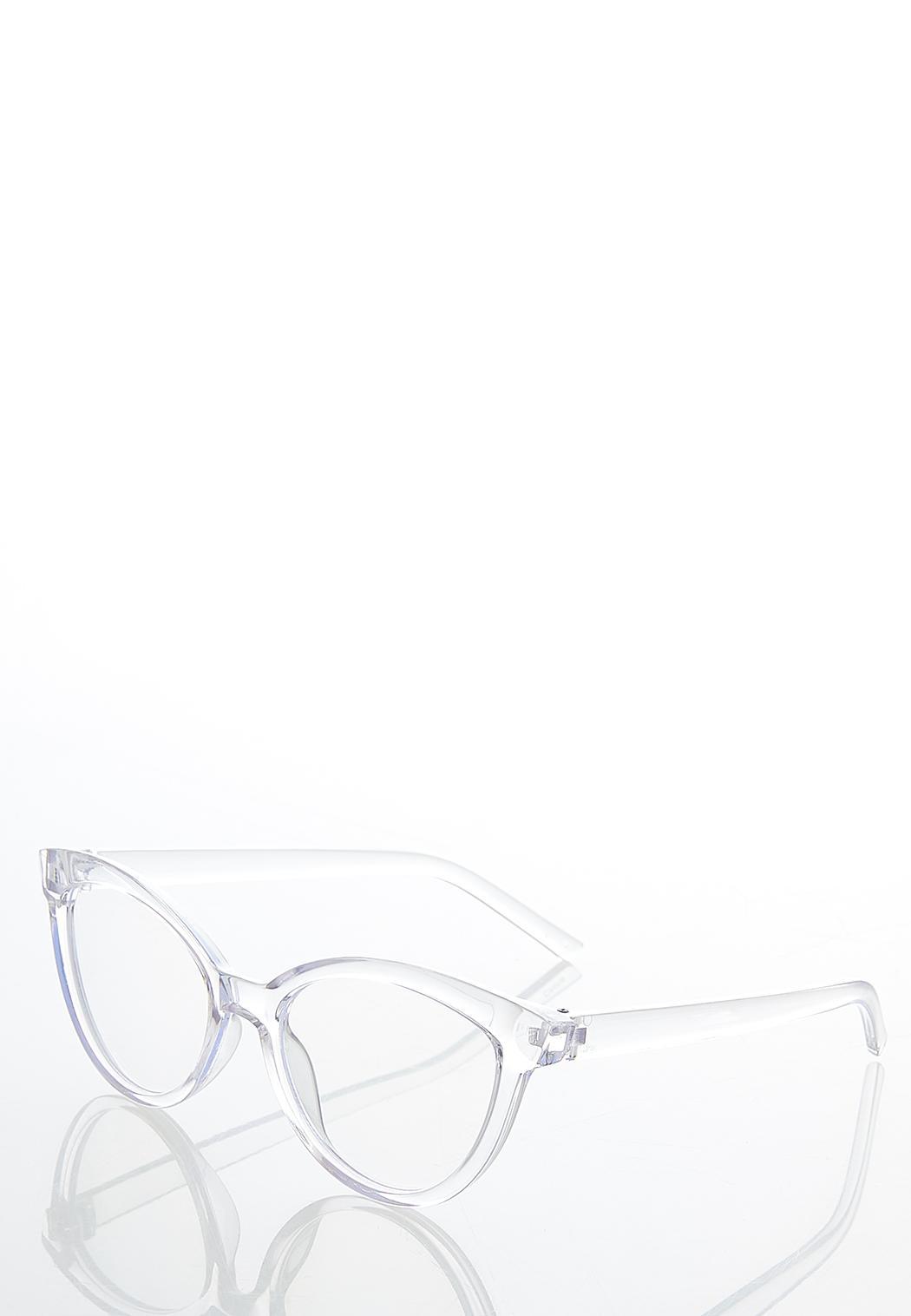 Clear Blue Light Glasses (Item #44629821)