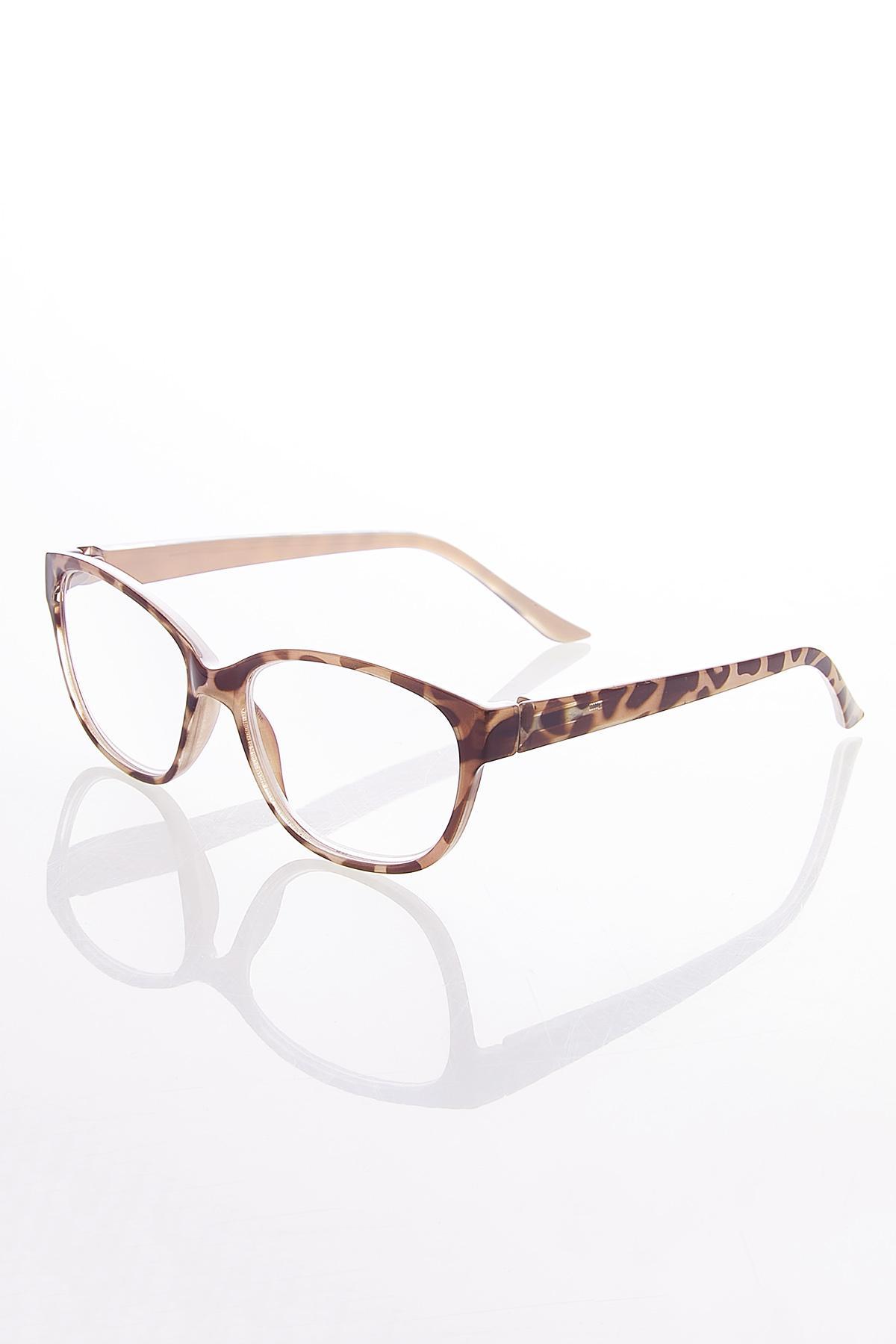 Pink Tortoise Reader Glasses (Item #44629835)