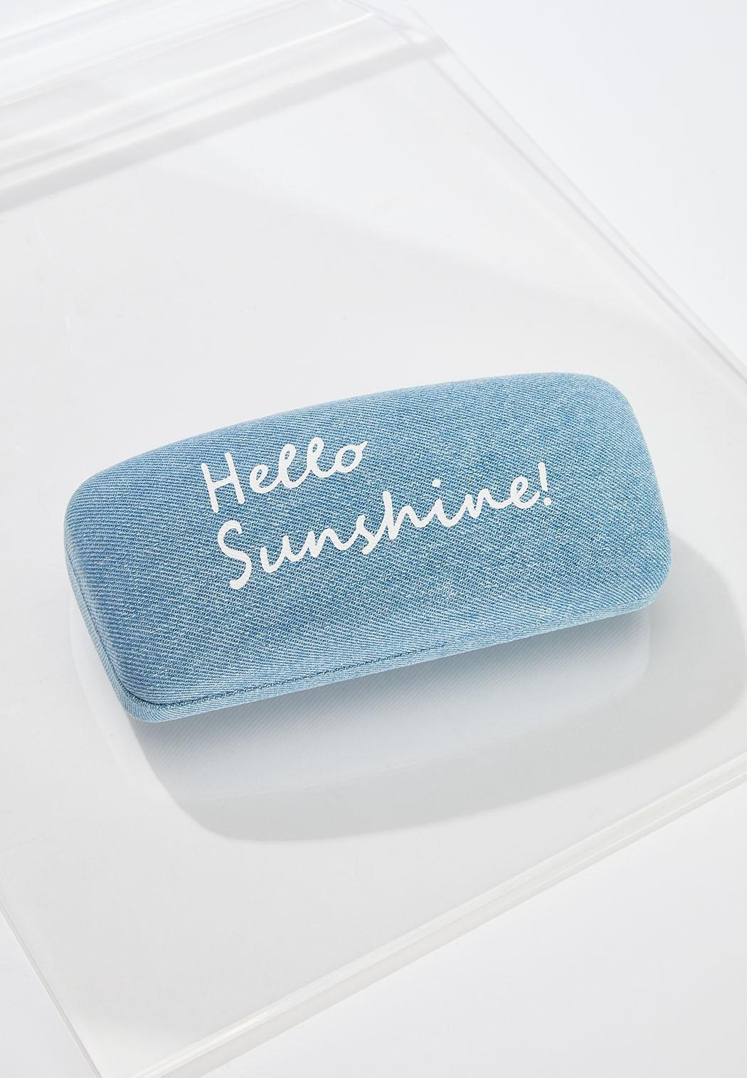 Hello Sunshine Sunglasses Case (Item #44629896)