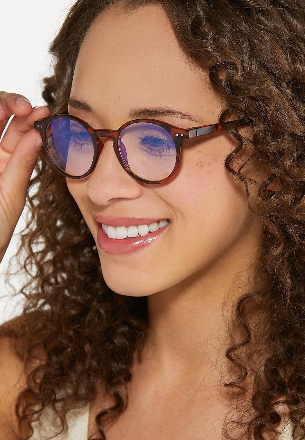 Tortoise Blue Light Glasses (Item #44629952)