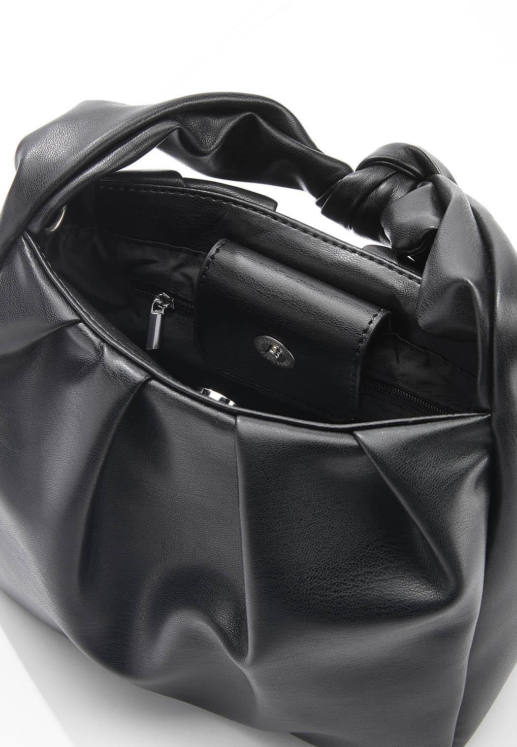 Faux Leather Crossbody (Item #44631004)