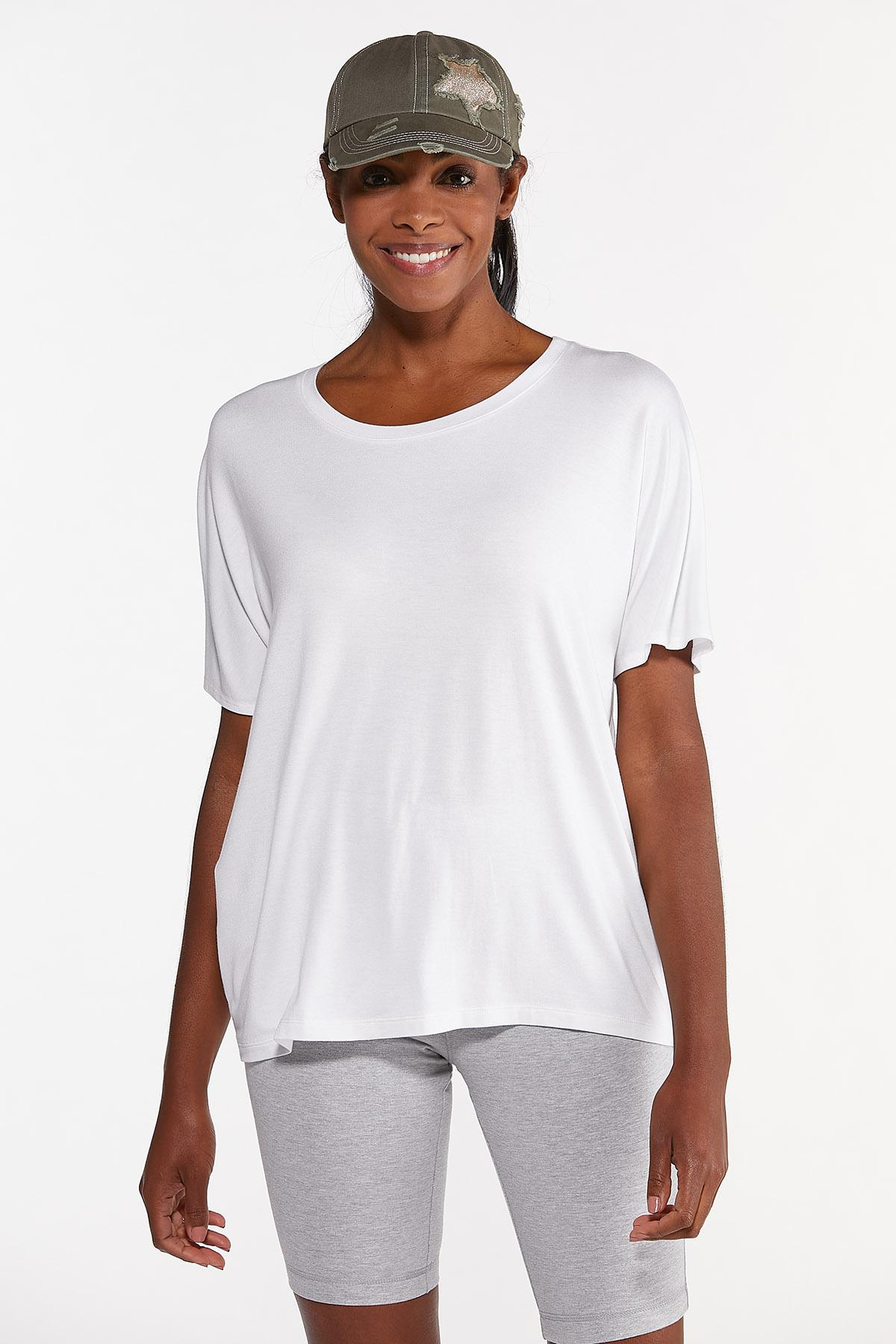 Plus Size Unstoppable Active Tee (Item #44633991)