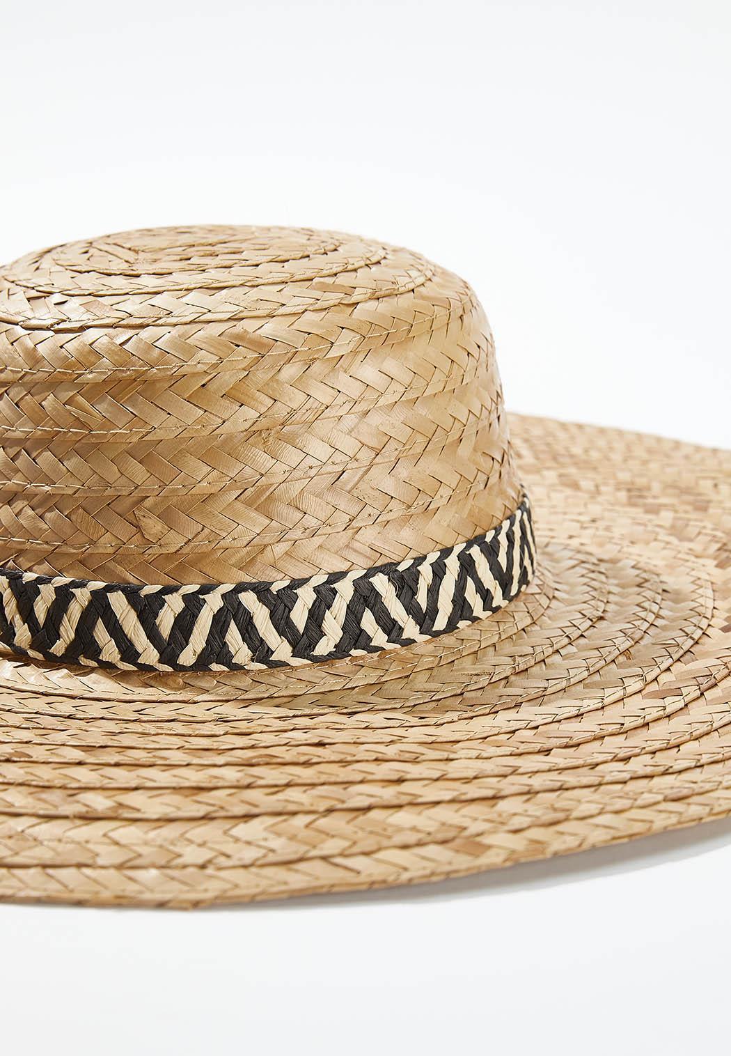 Animal Band Straw Hat (Item #44637666)