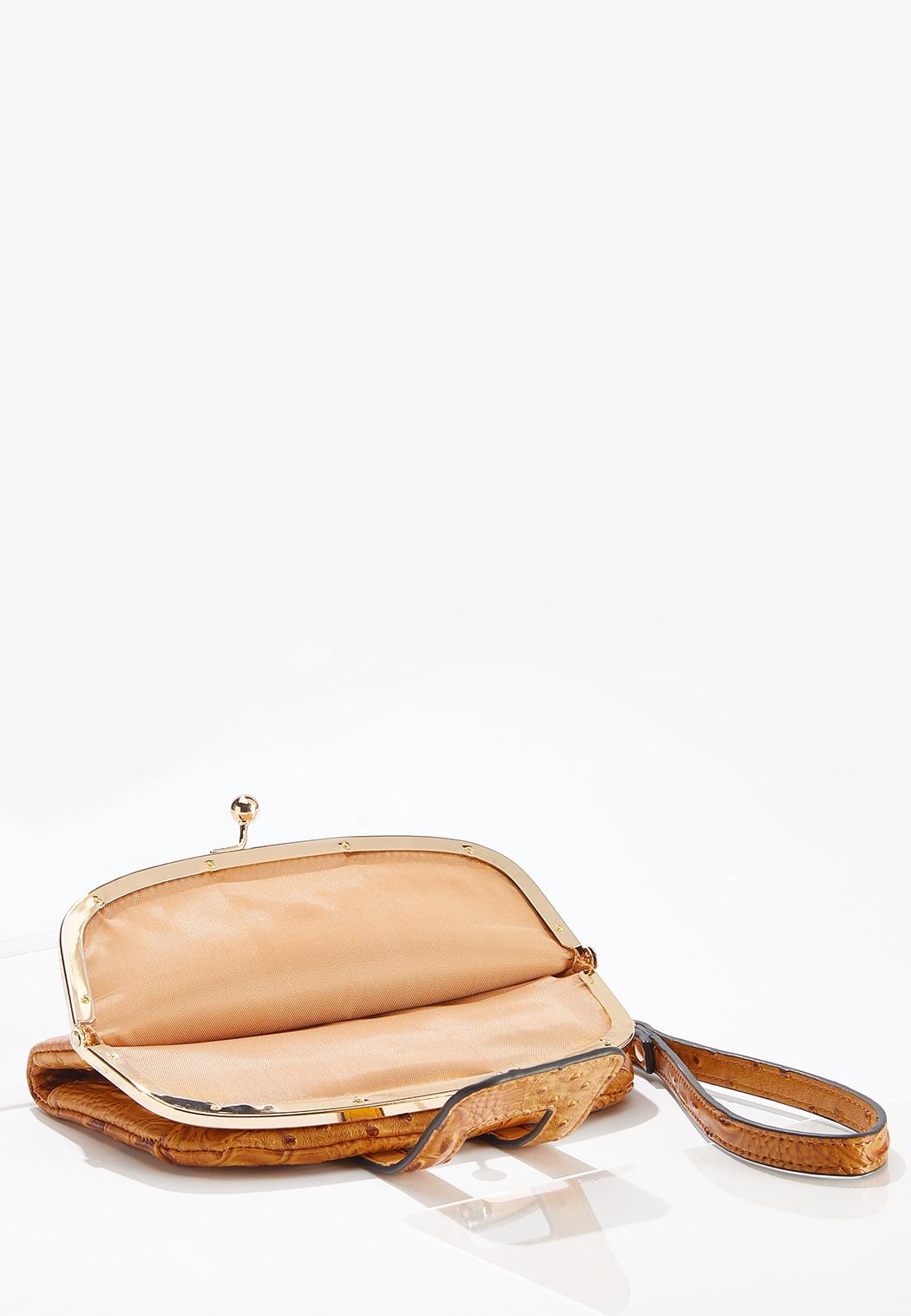 Metal Frame Pouch Wallet (Item #44644098)
