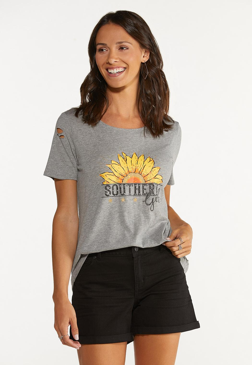 Plus Size Southern Girl Tee (Item #44644569)