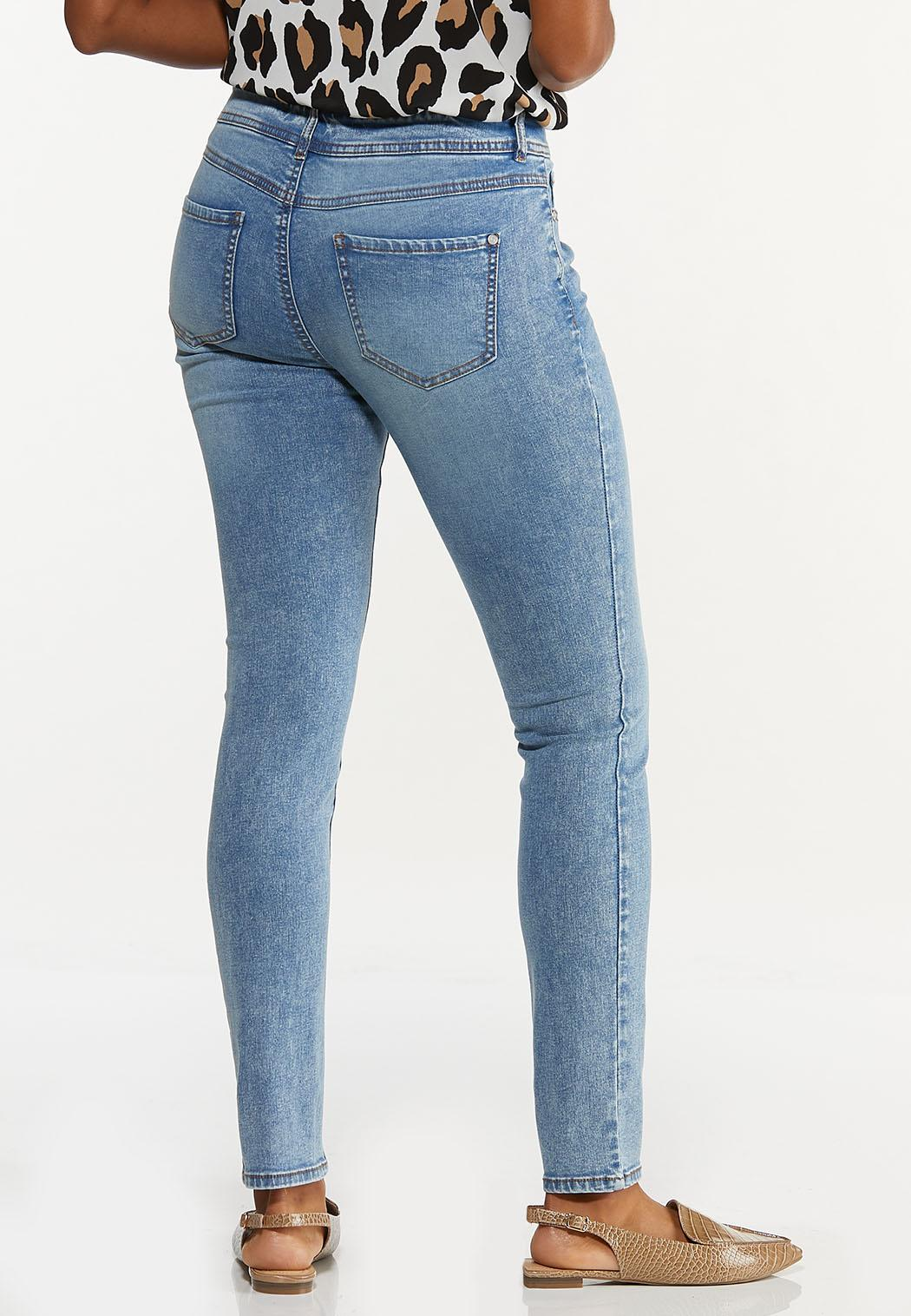 Petite Super Stretch Skinny Jeans (Item #44644946)