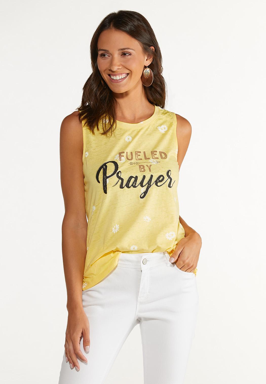 Fueled By Prayer Tank (Item #44647339)