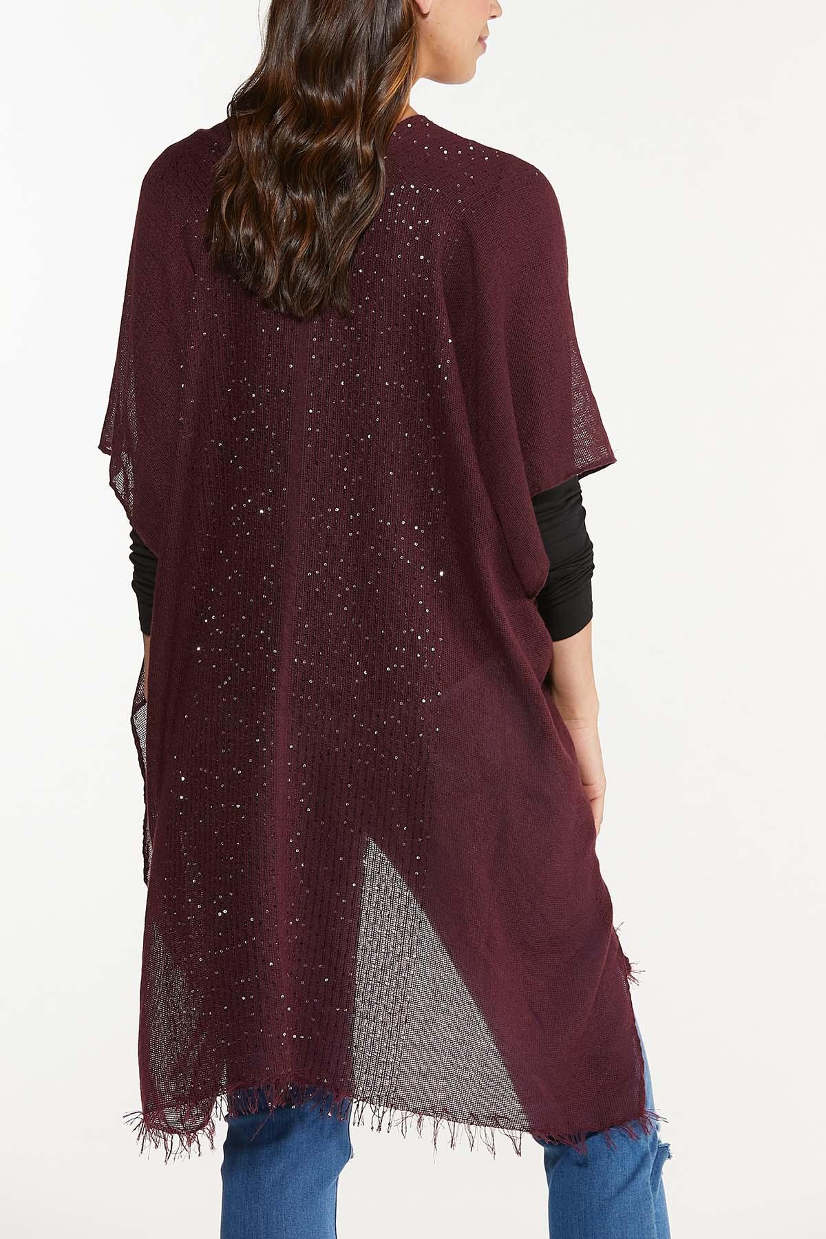 Lightweight Sparkle Kimono (Item #44648073)