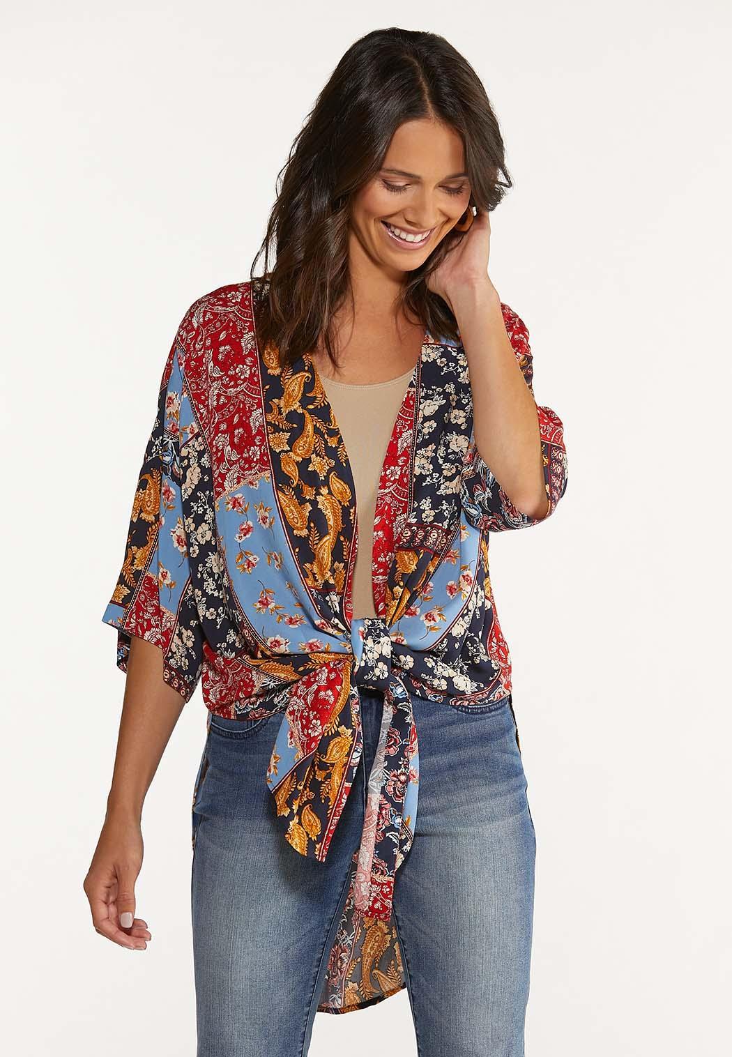 Patchwork Kimono (Item #44648437)