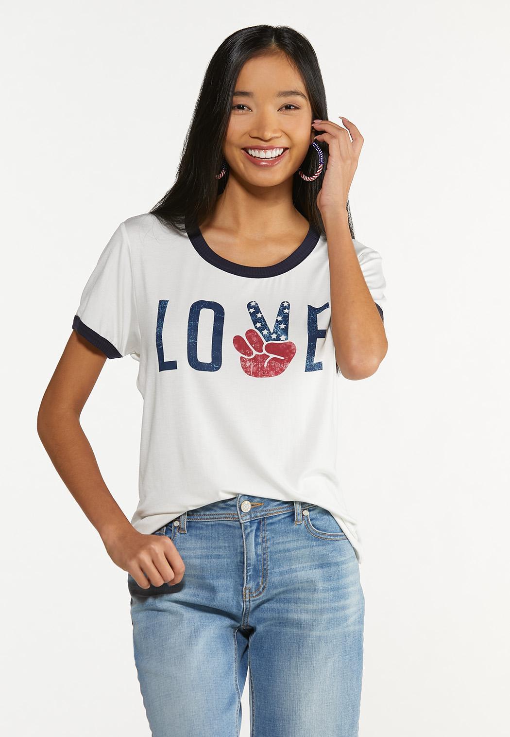 Love Peace Tee (Item #44649128)