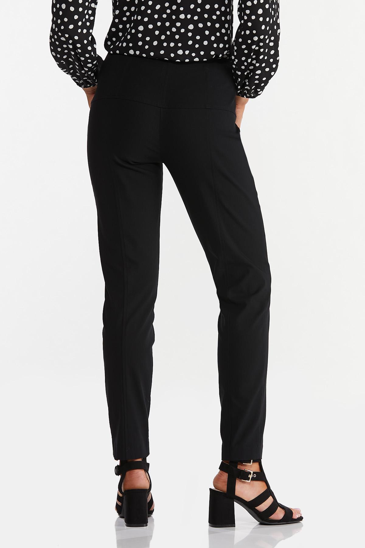 Black Pull-On Pants (Item #44649652)