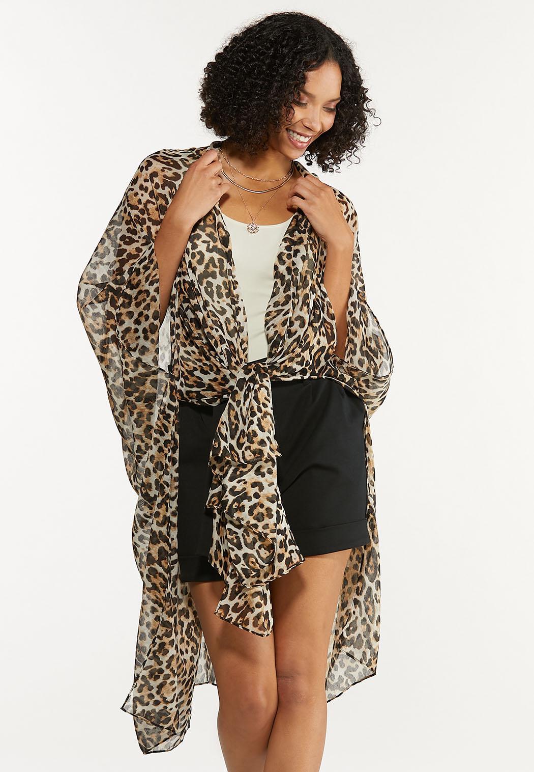 Leopard Kimono (Item #44649984)