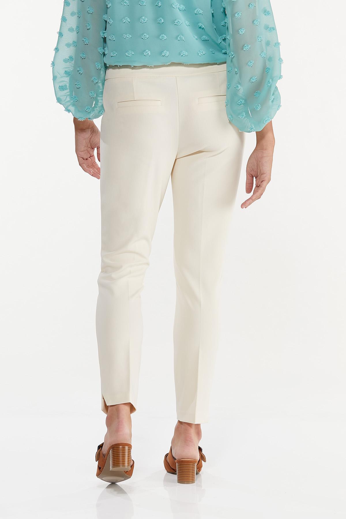 Slim Pull-On Pants (Item #44651747)