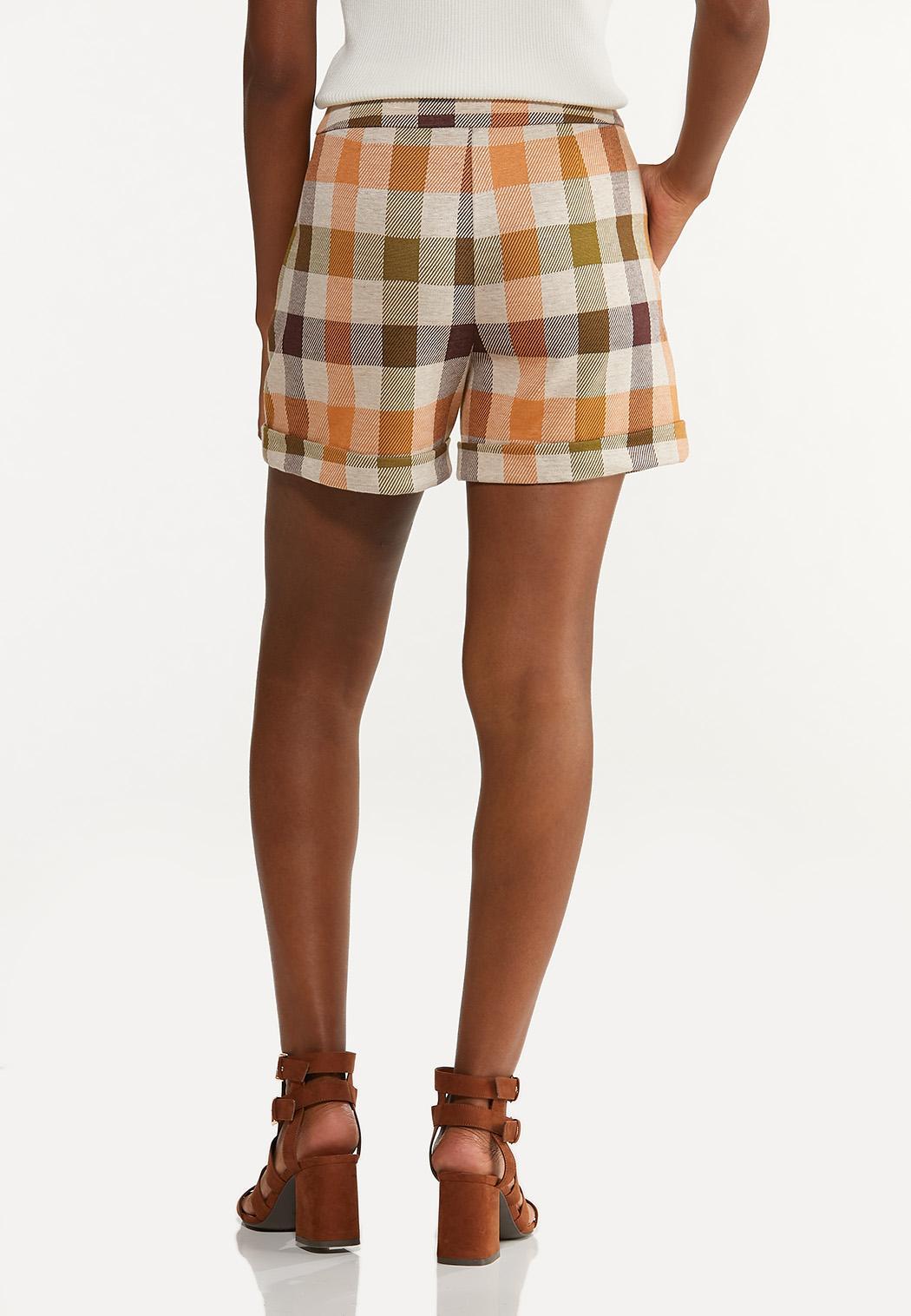 Harvest Plaid Shorts (Item #44651944)