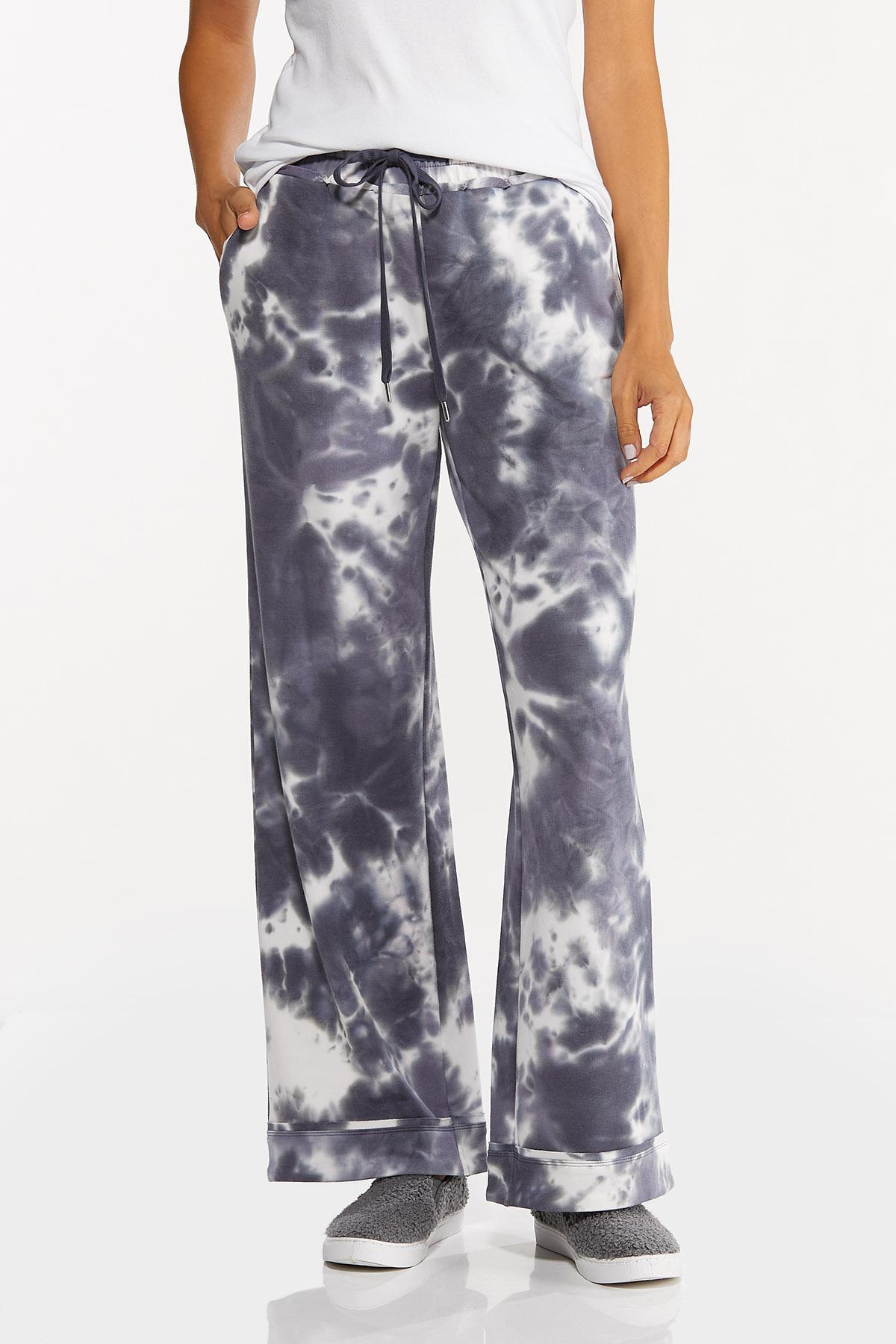 Petite Tie Dye Pants (Item #44652639)