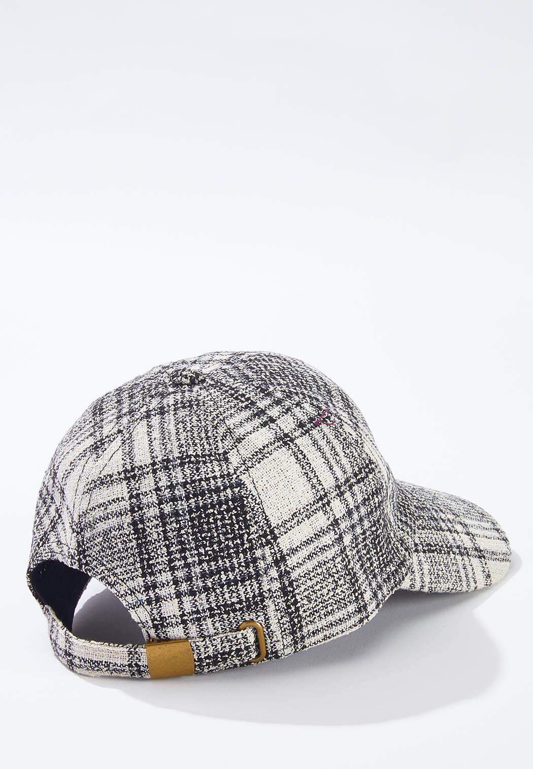 Plaid Baseball Hat (Item #44654410)