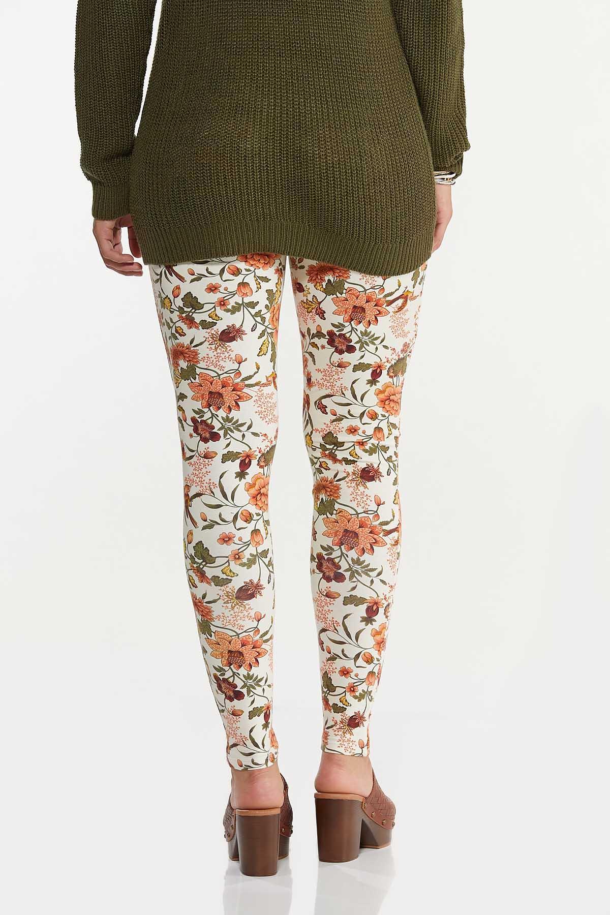 Spice Floral Leggings (Item #44654958)