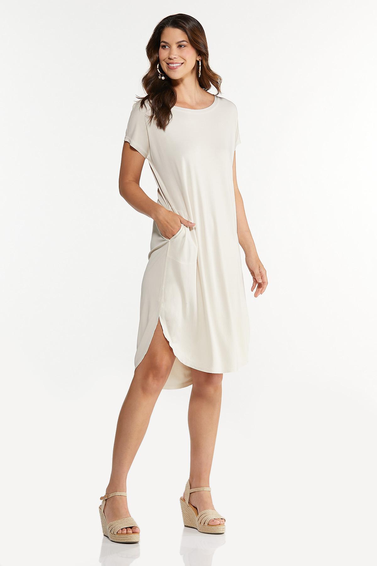 Natural Tee Midi Dress (Item #44655718)