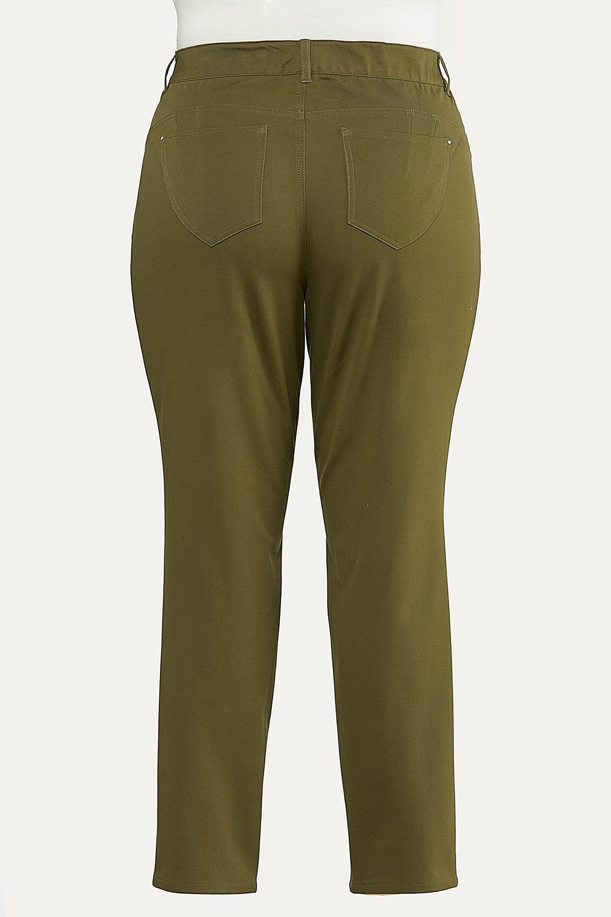Plus Petite Curvy Getaway Pants (Item #44658729)
