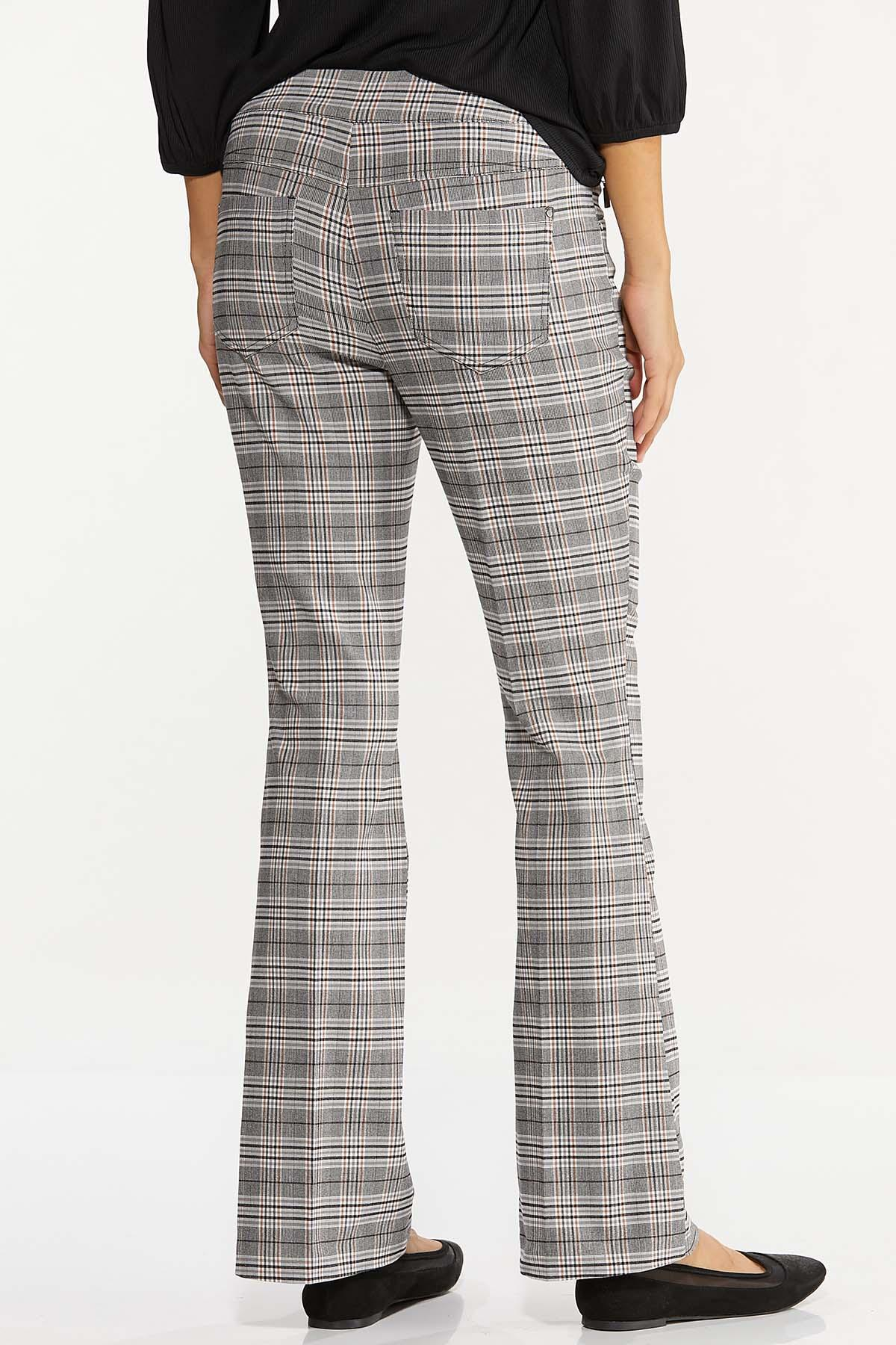 Plaid Bengaline Pants (Item #44661173)