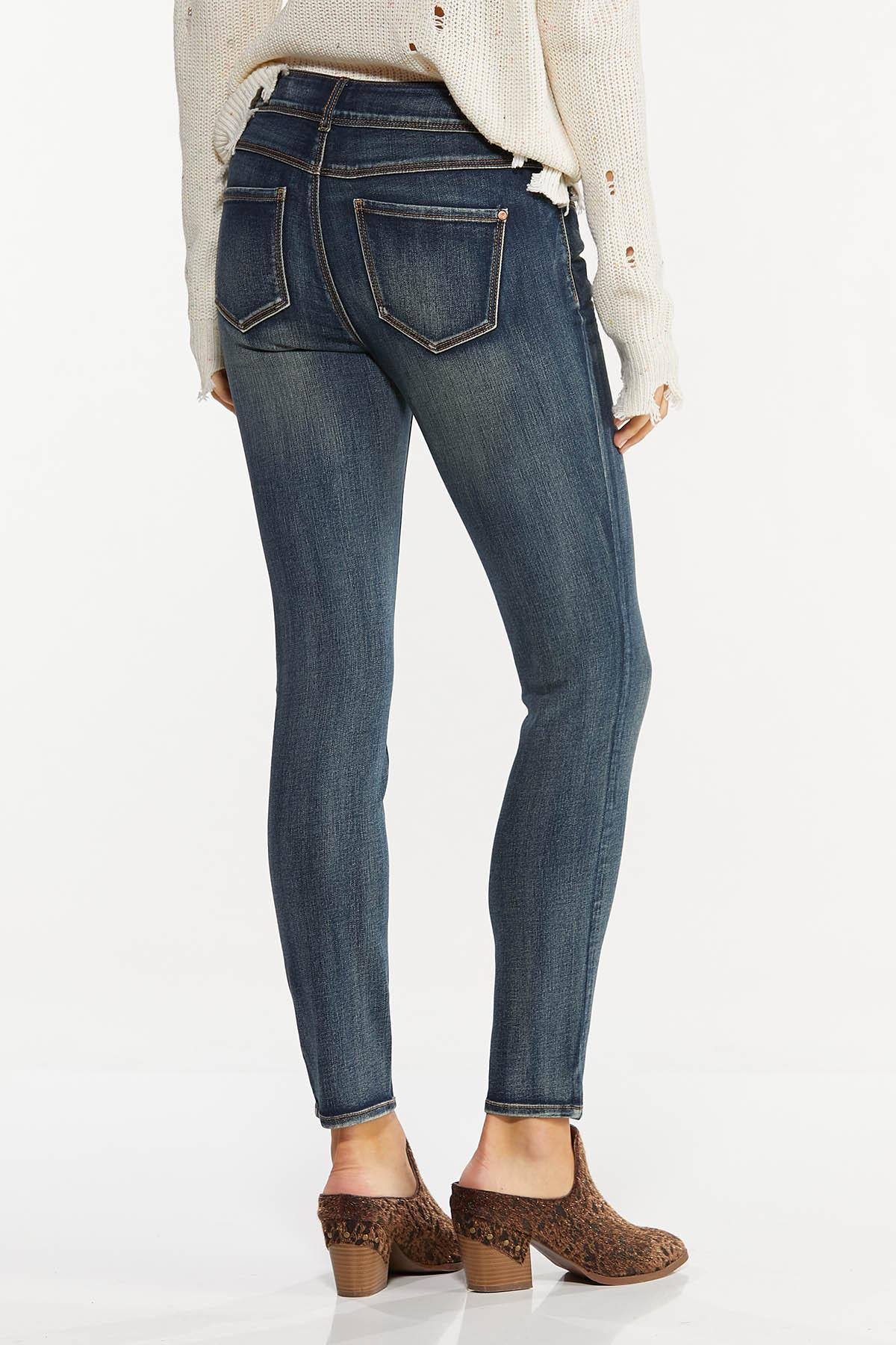 Skinny Shape Enhancing Jeans (Item #44662136)