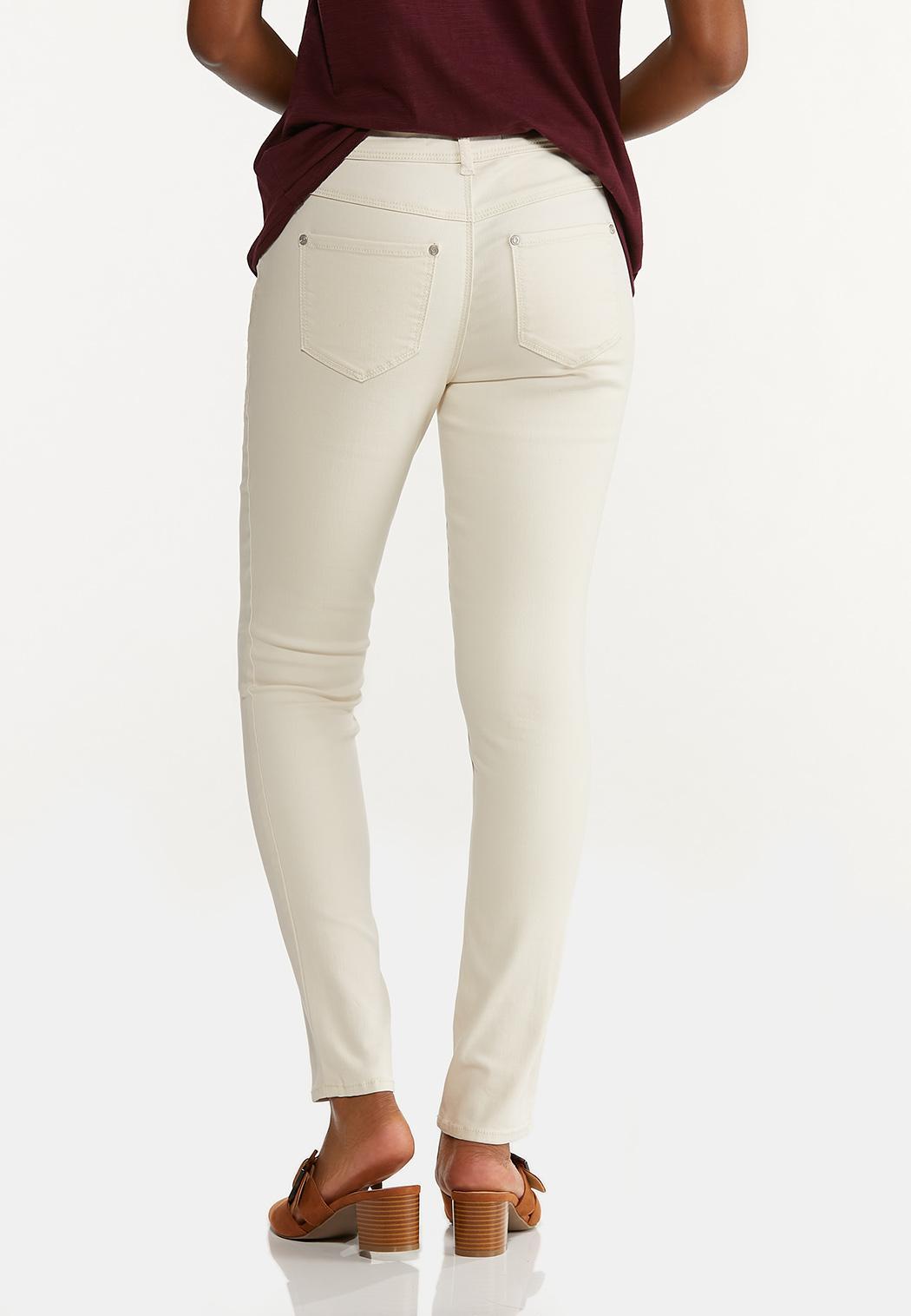 Neutral Skinny Jeans (Item #44662659)