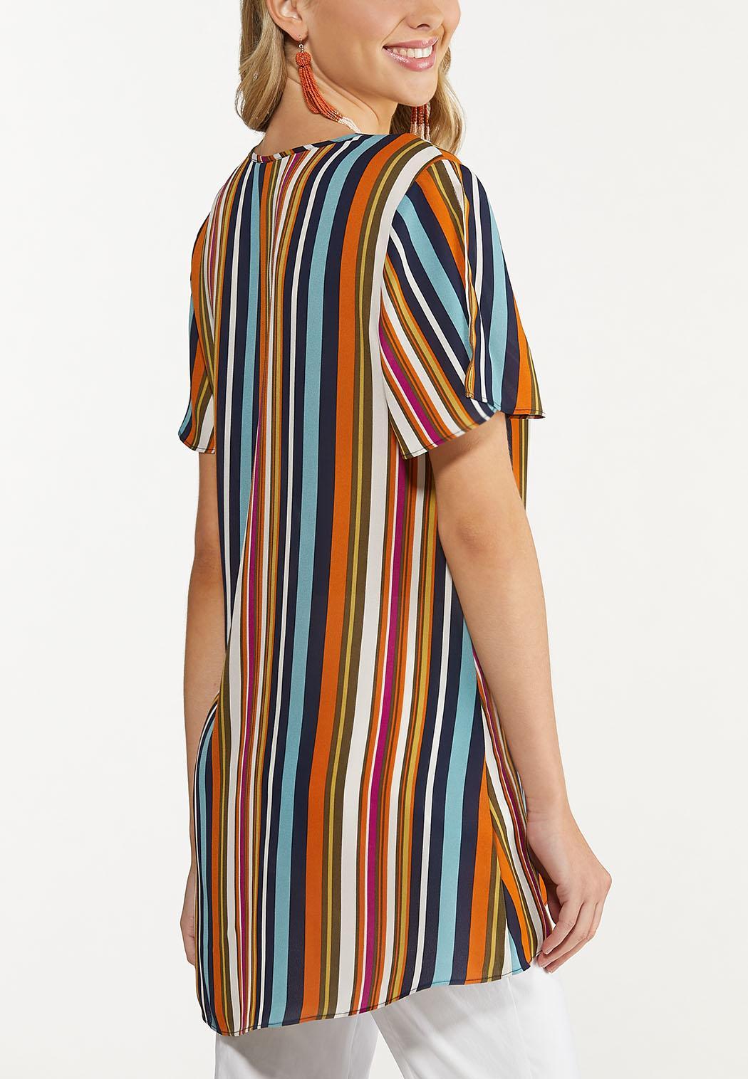 Autumn Stripe Top (Item #44672835)