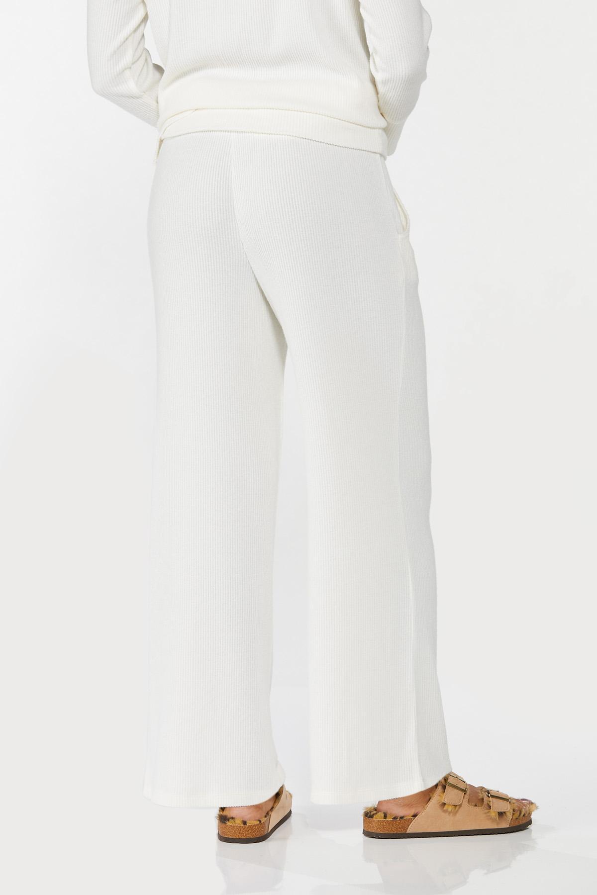 Cozy Ribbed Lounge Pants (Item #44673864)
