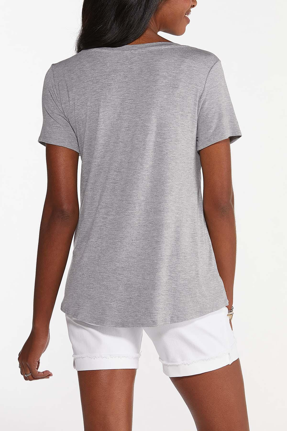 Plus Size Nothin` Like Home Tee (Item #44674683)