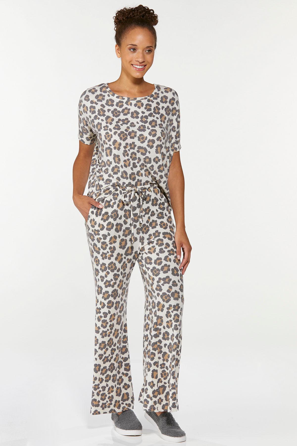Leopard Lounge Top (Item #44674954)