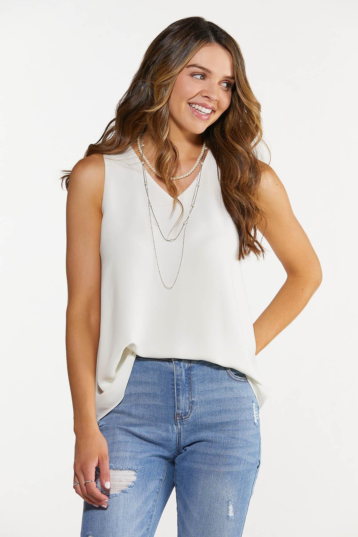 Double Layer Solid Tank (Item #44675089)