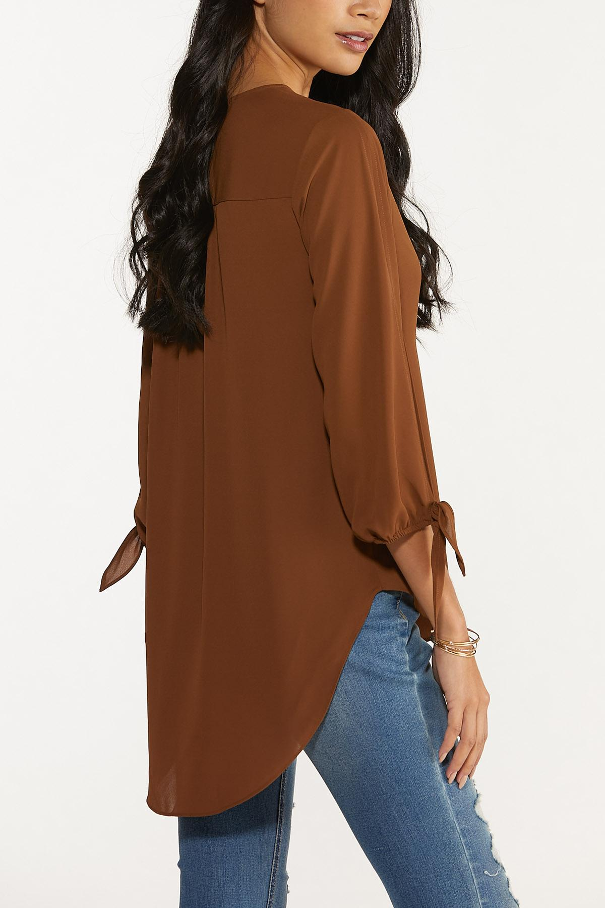 Extreme High-Low Tunic (Item #44675290)