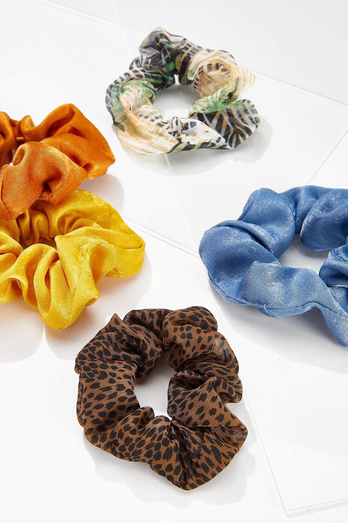Assorted Scrunchie Set (Item #44684074)
