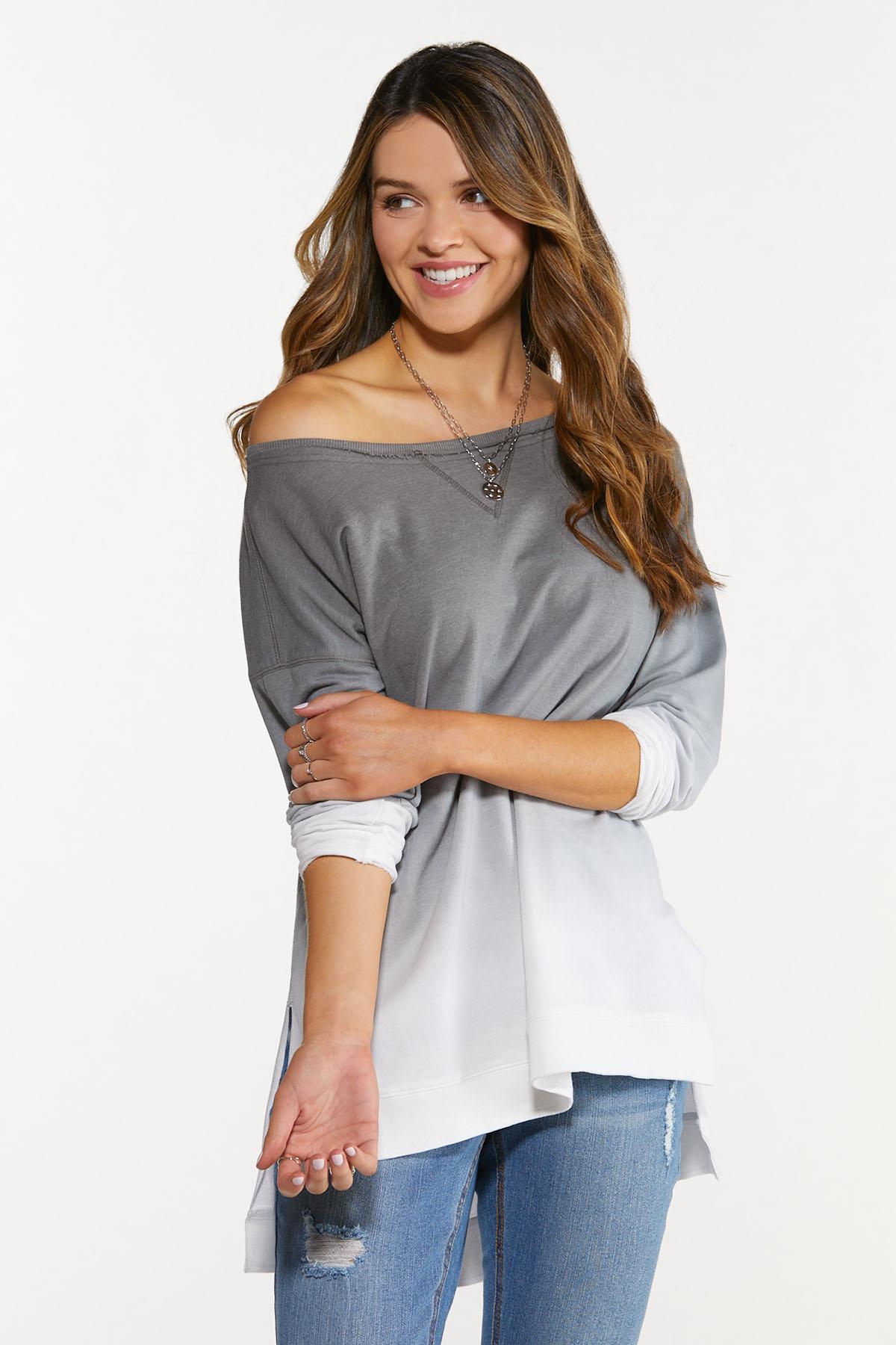 Ombre Sweatshirt (Item #44685971)