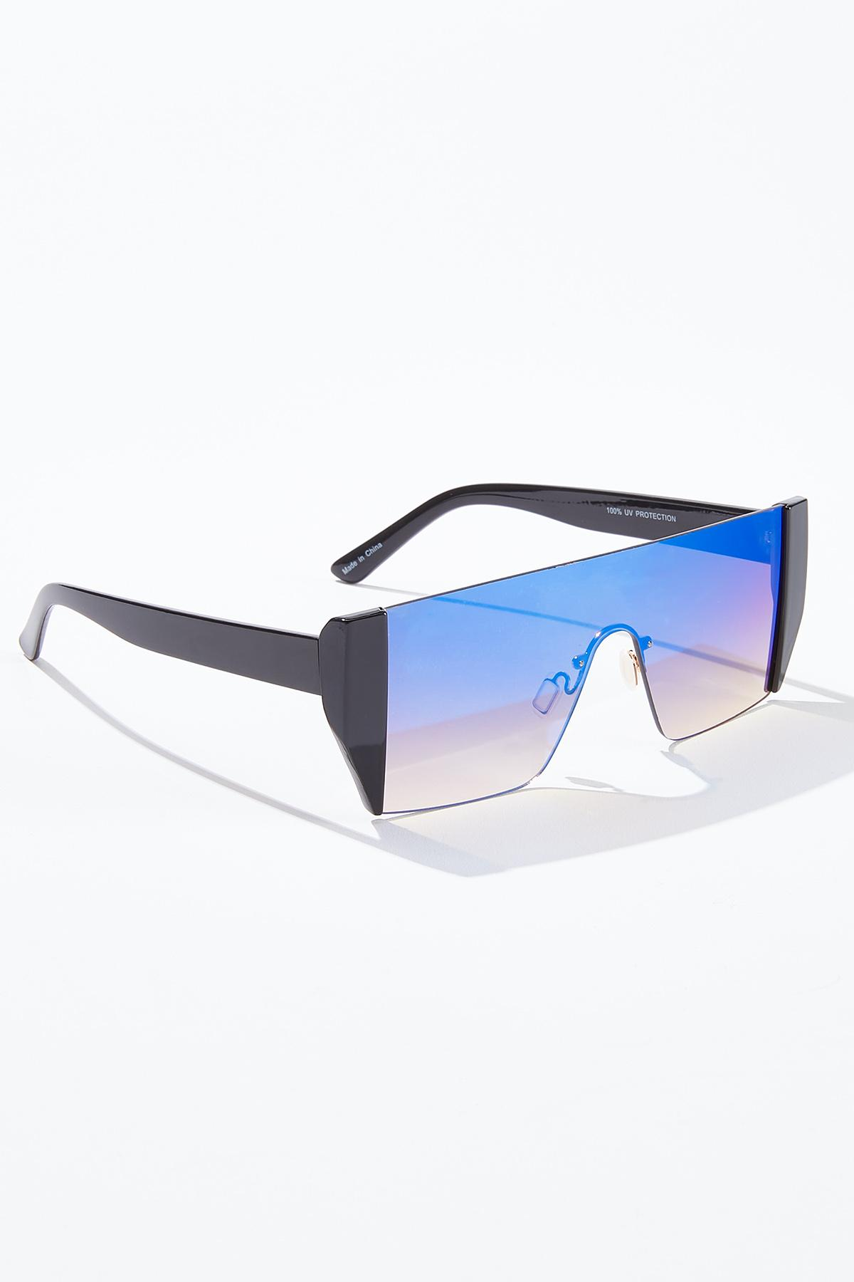 Chic Shield Sunglasses (Item #44687200)