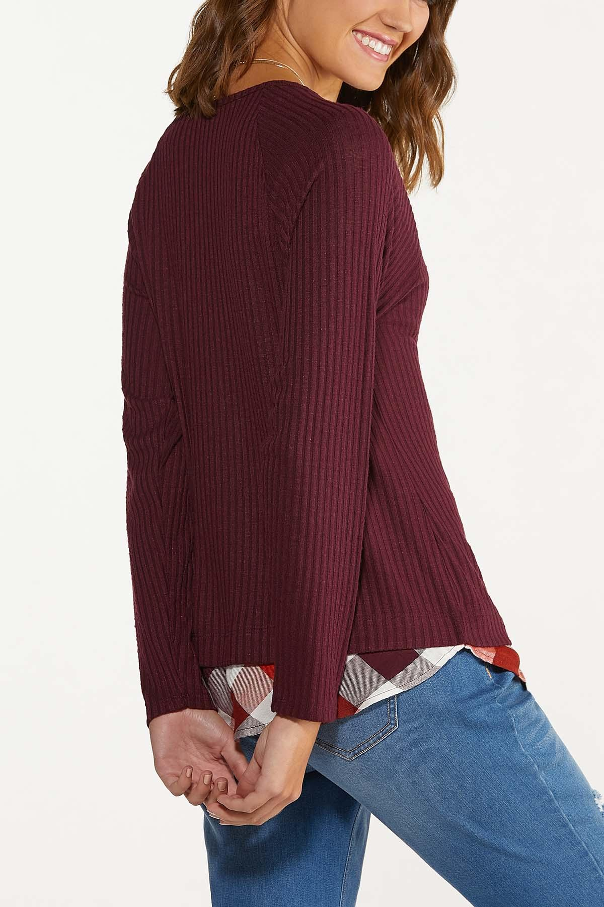 Fall Is In The Air Top (Item #44688056)