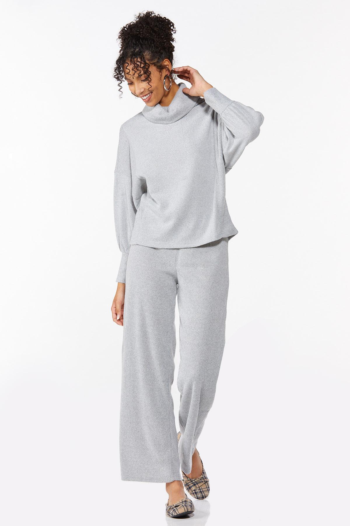 Soft Ribbed Pants (Item #44688327)