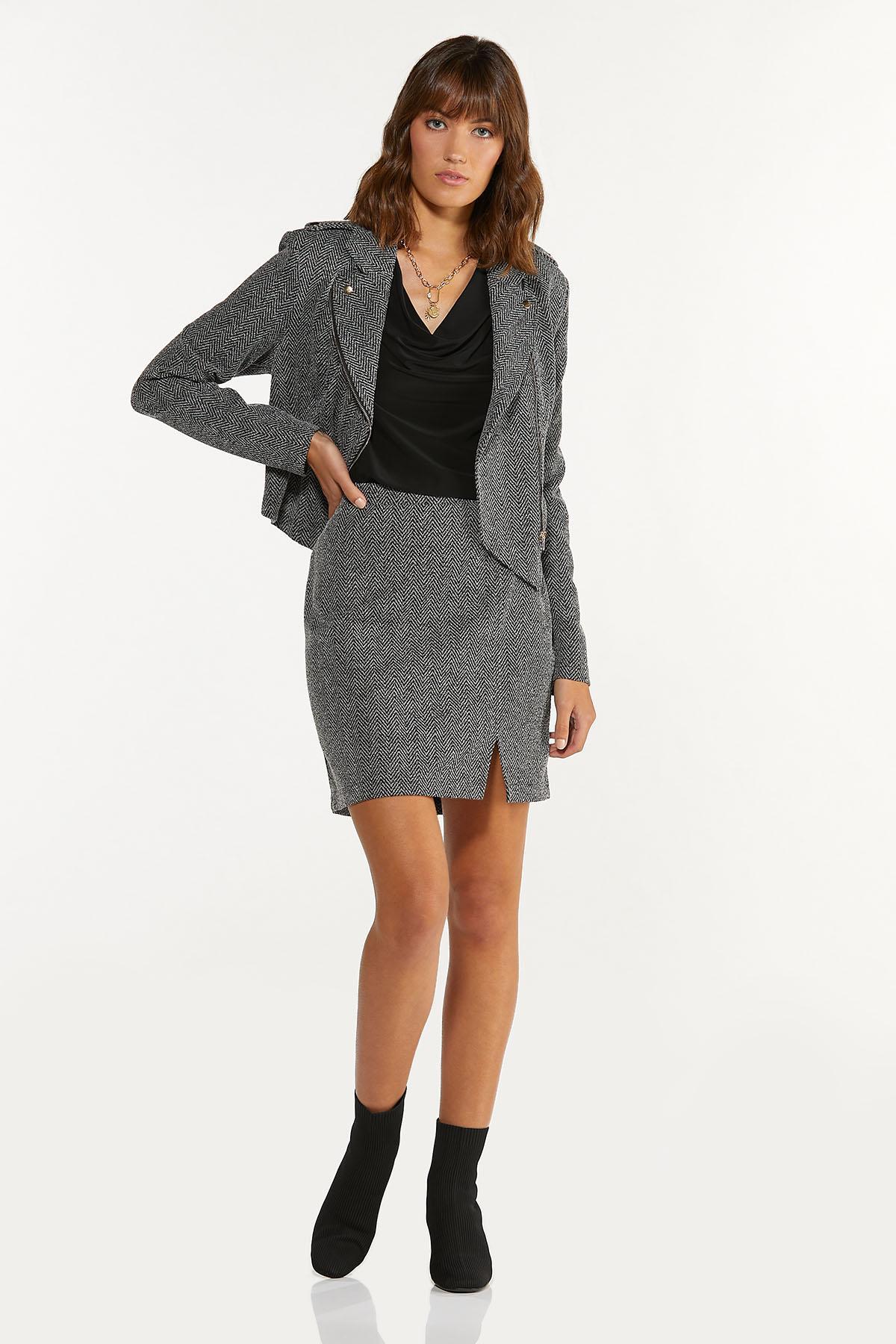 Herringbone Skirt (Item #44690832)