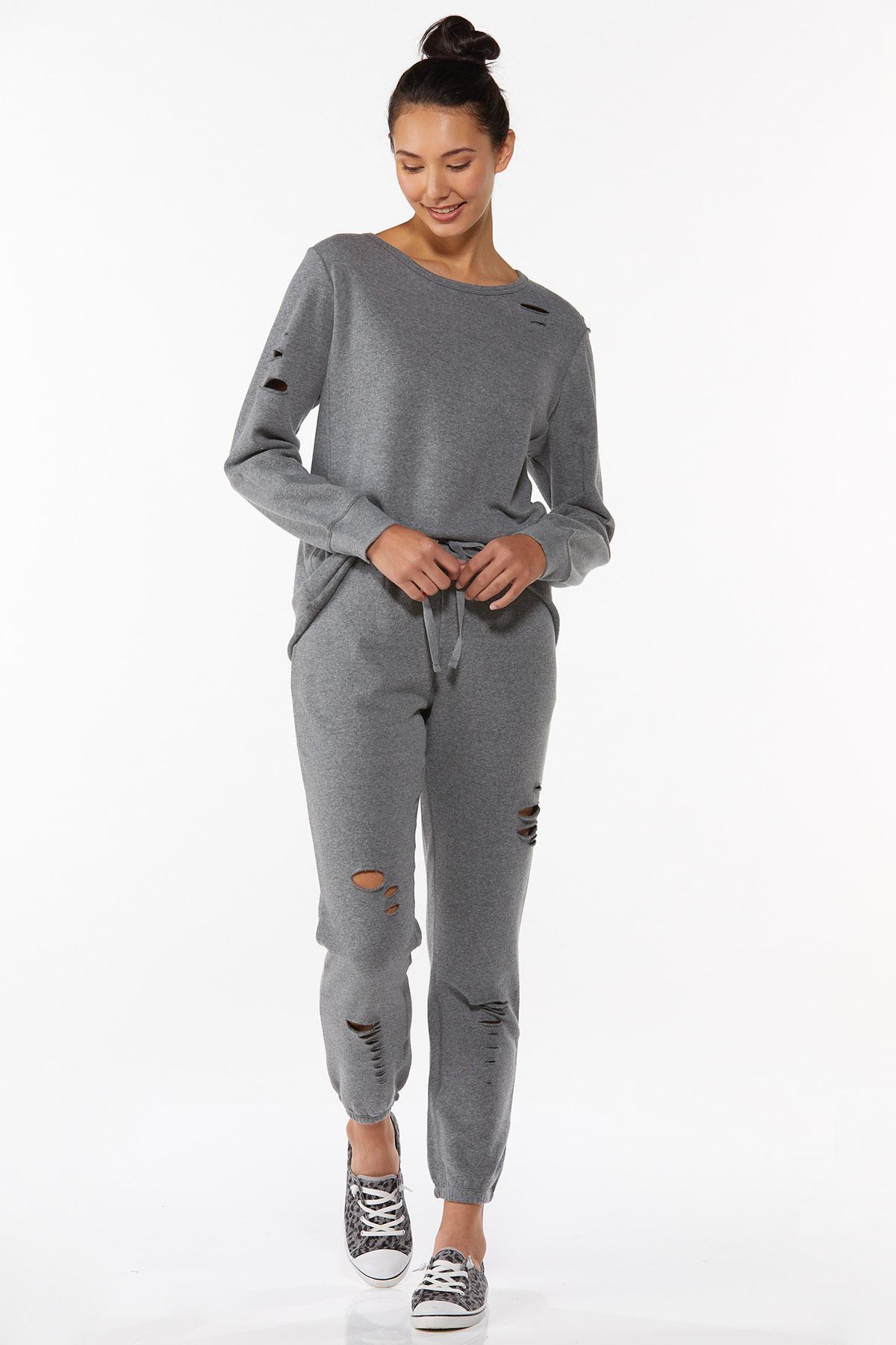 Distressed Sweatshirt (Item #44693398)