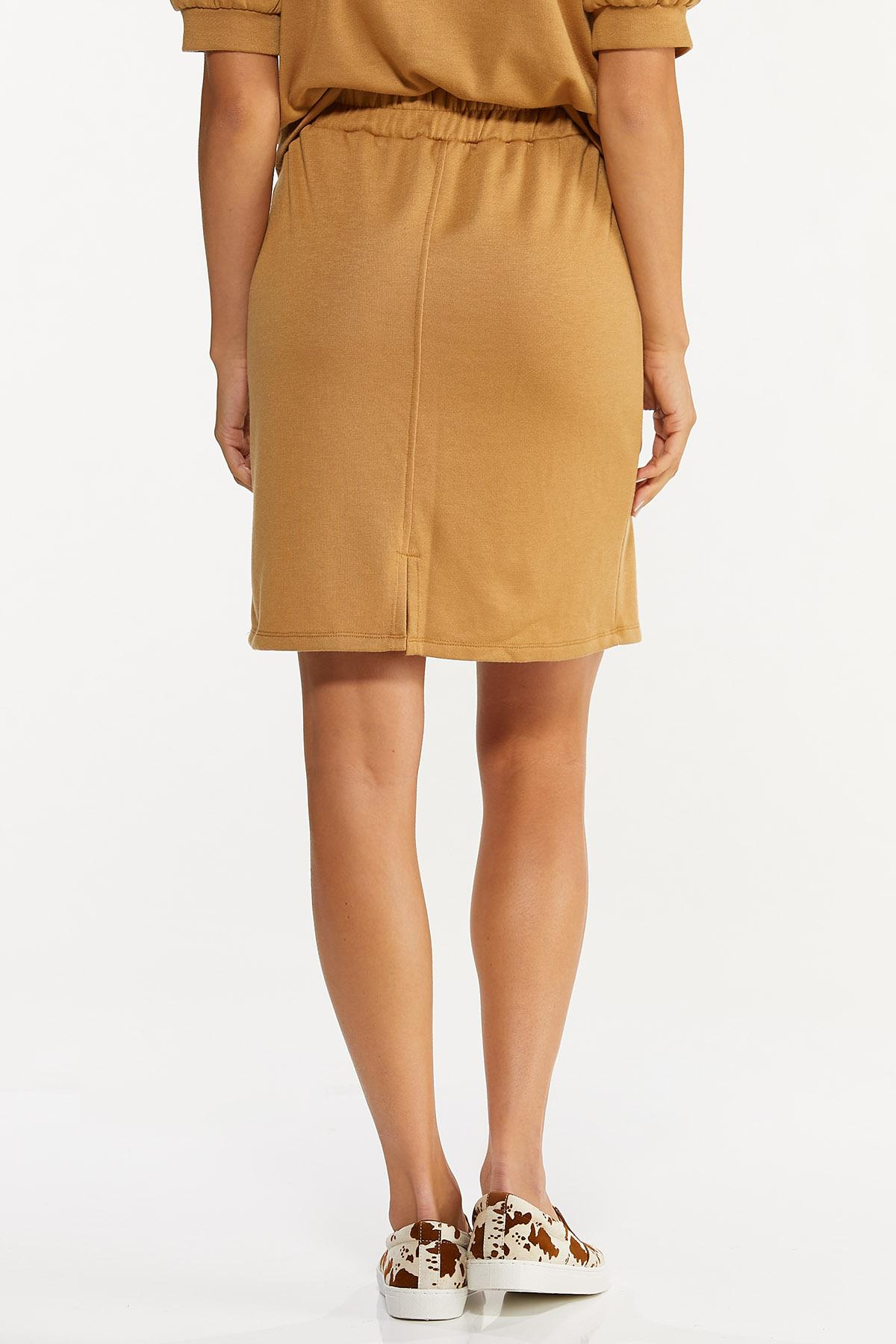 French Terry Skirt (Item #44696423)