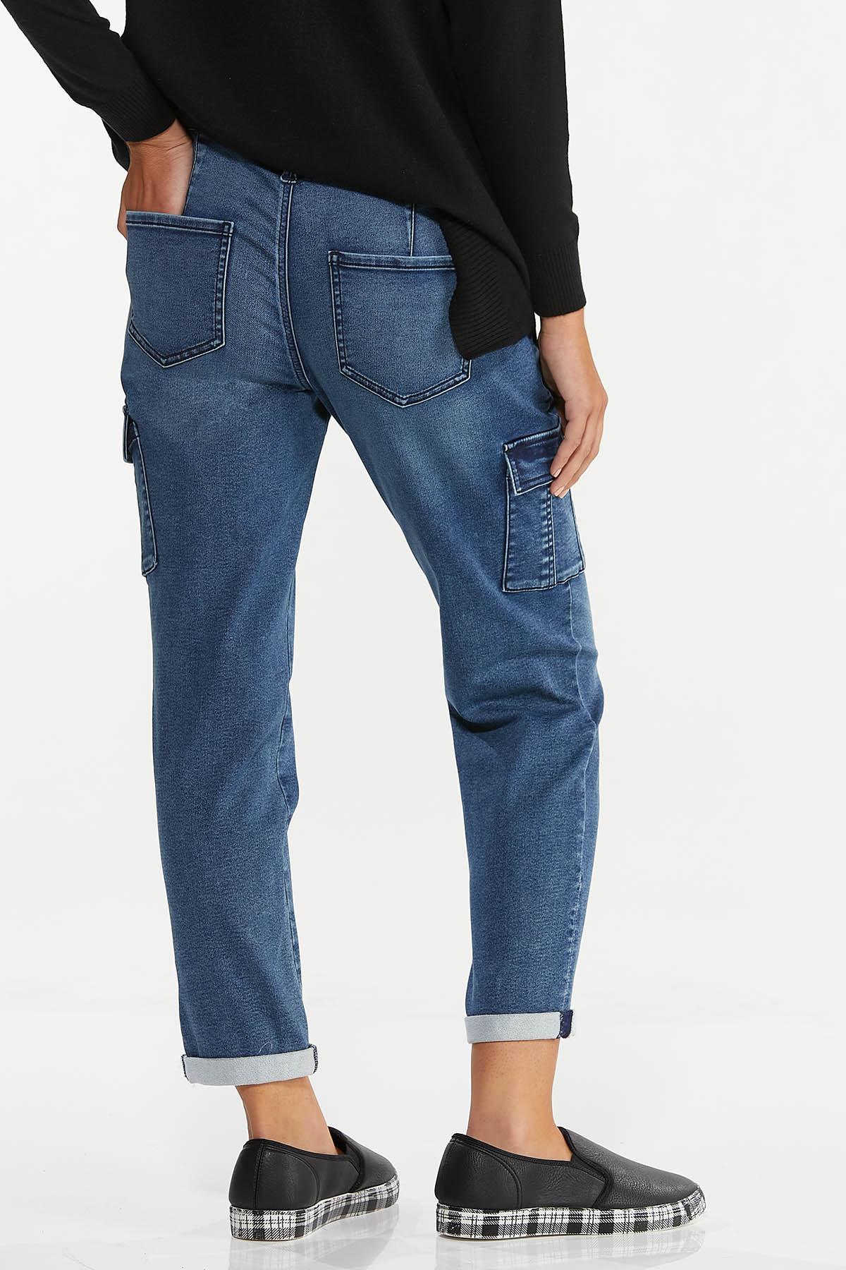 Stretch Utility Jeans (Item #44698598)